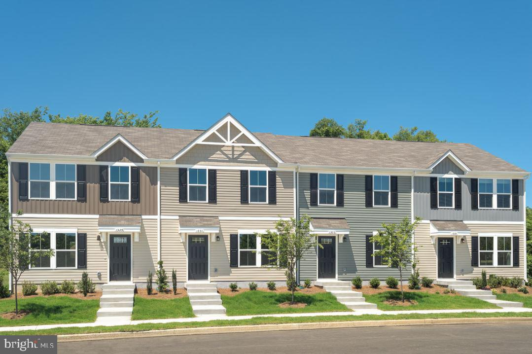 Own a brand new townhome for less than rent in convenient Elkton, MD-just minutes away from Newark a