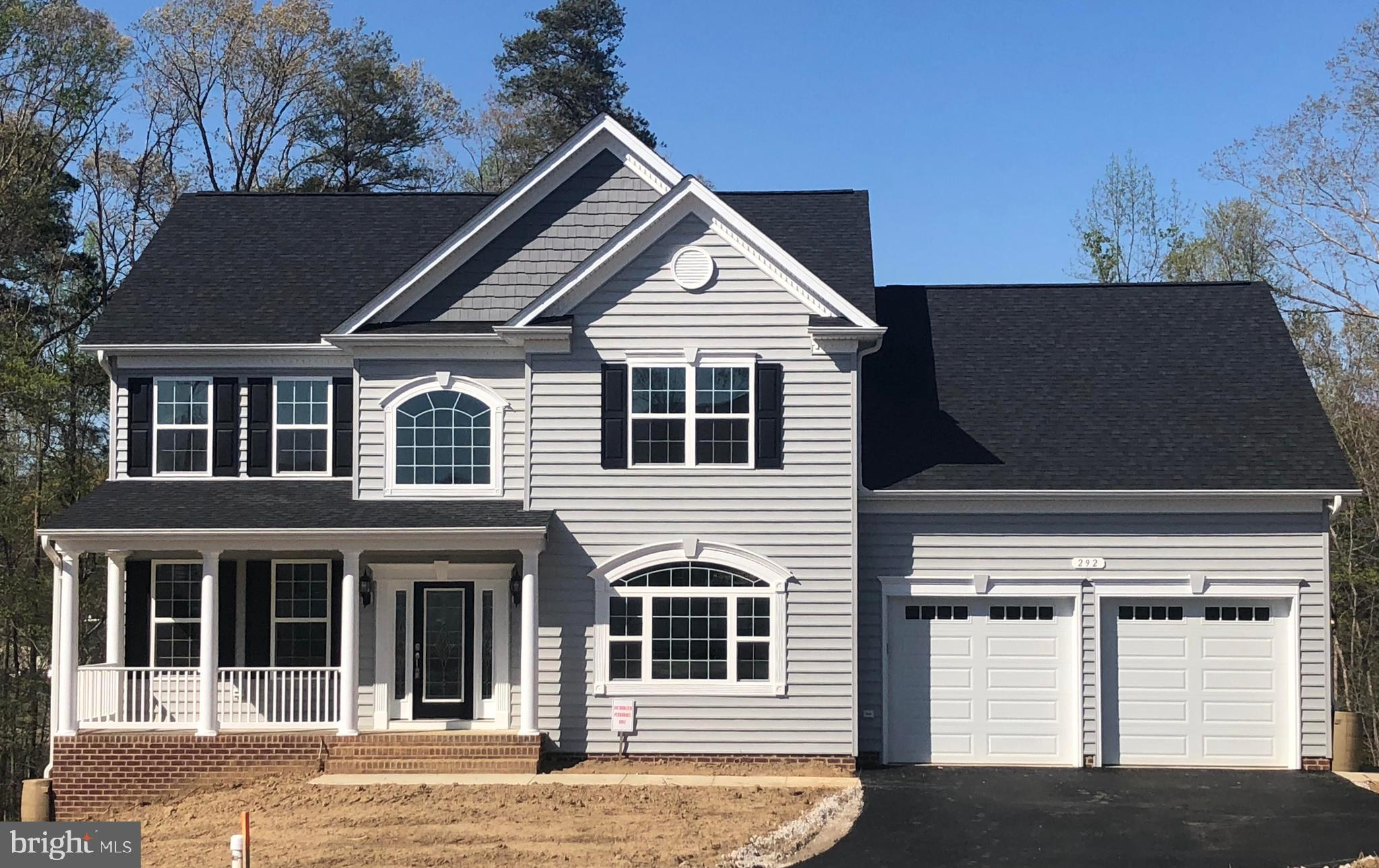 ***New Construction***Hurry! Still time to put your personal touches on Quality's newest floor plan.