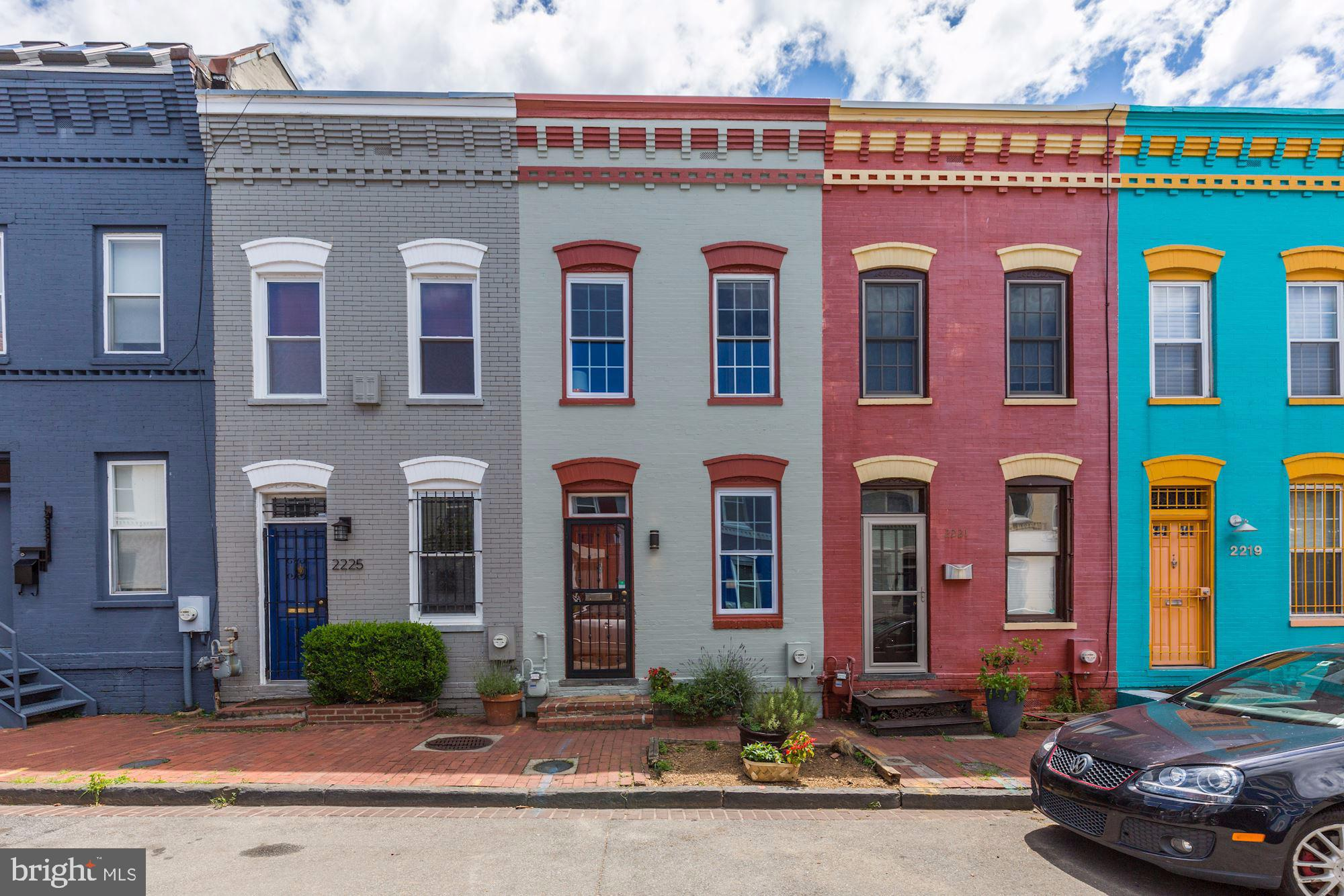 **97 Walk Score**12th Place is a quiet one-way neighborhood street tucked between Florida Avenue and
