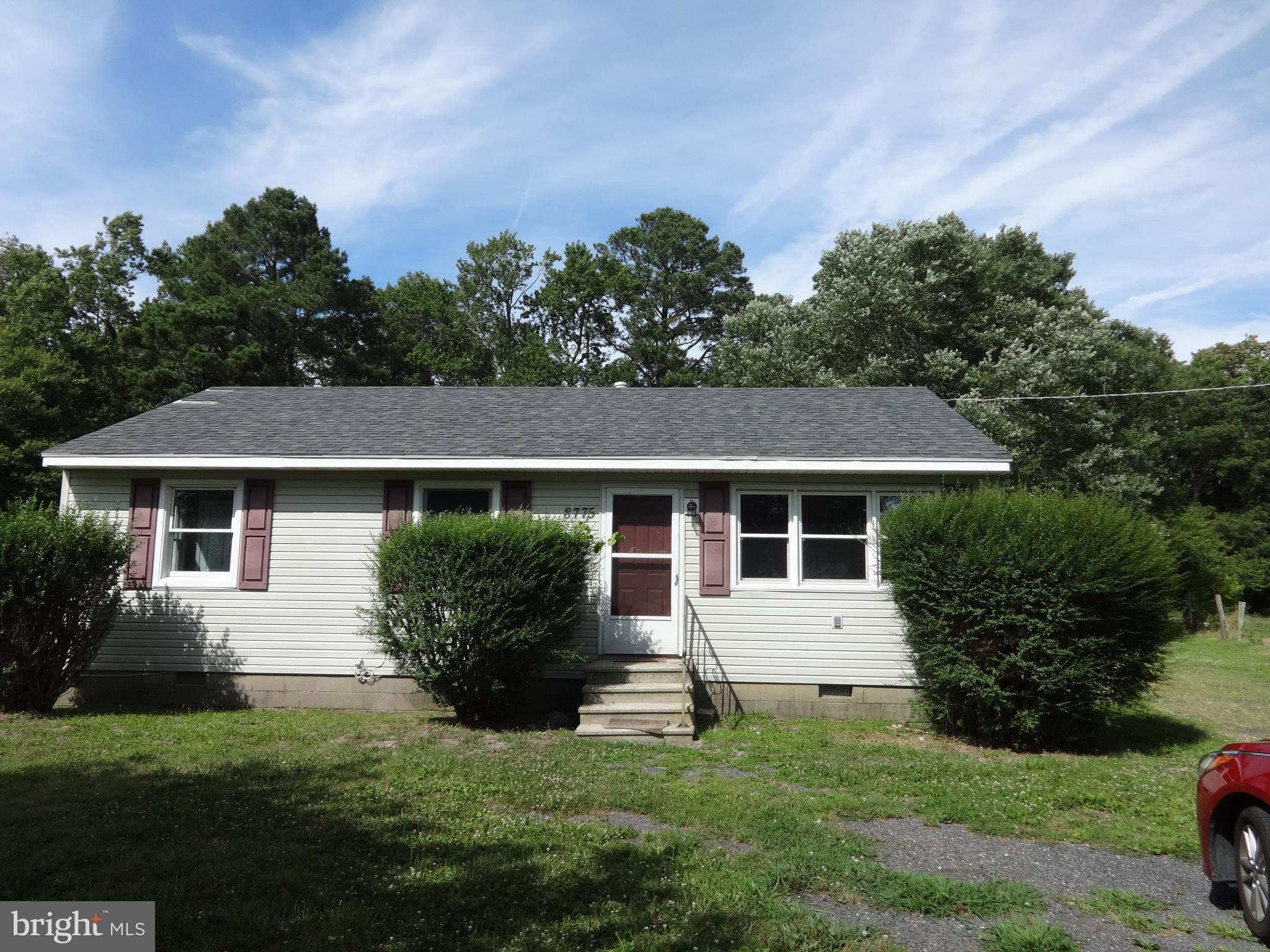 Recently improved 3 bedroom ranch home. New carpet. Freshly painted. Updated bathroom. New well.