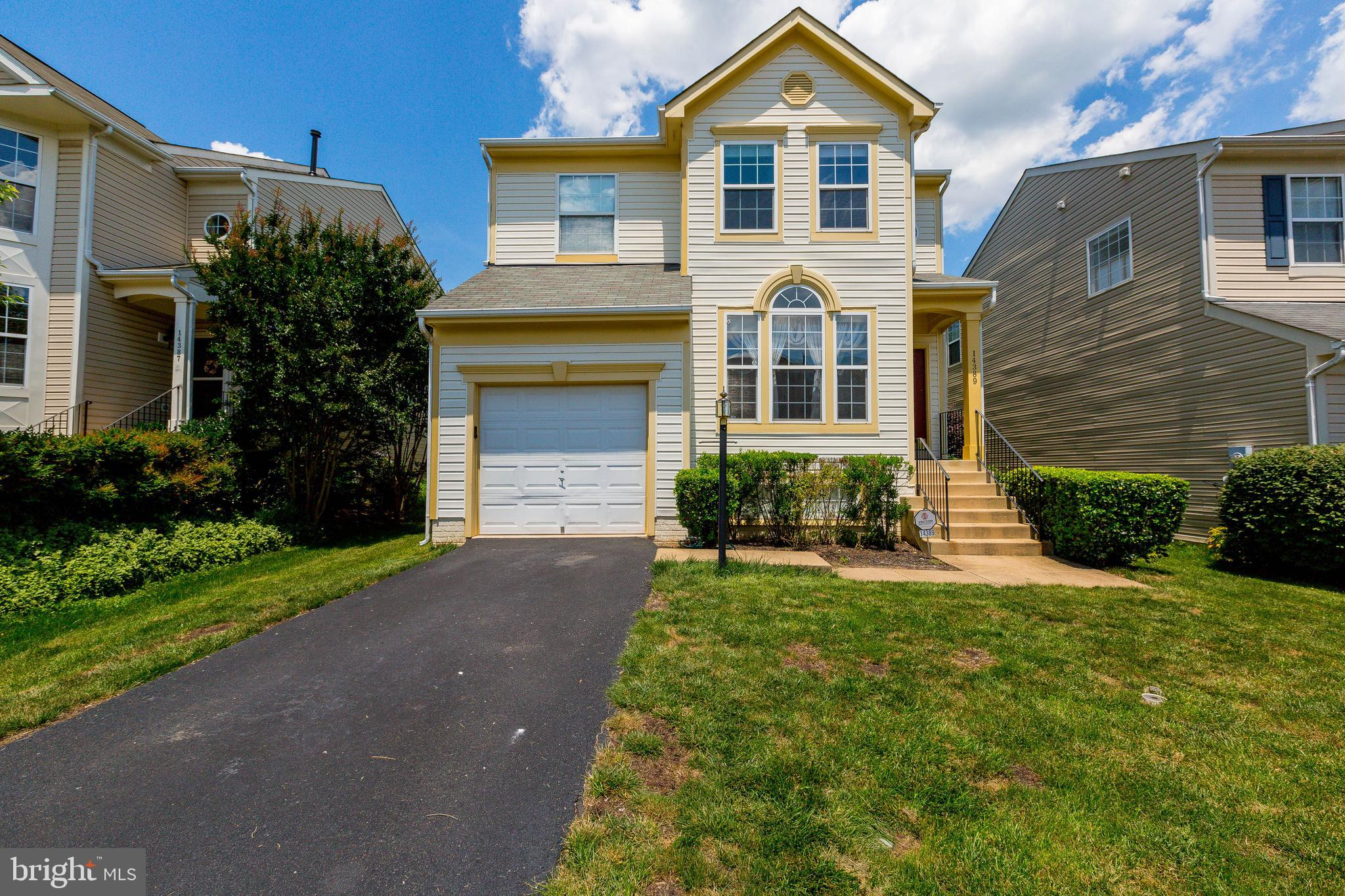 OVER 2500 SQFT METICULOUSLY MAINTAINED, MOVE-IN READY, GLISTENING HARDWOOD ON MAIN LEVEL, SPACIOUS BEDROOMS, FULLY FINISHED BASEMENT.  Recent updates include:  ***2016 Custom paint,new kitchen granite counter tops***2017 New Water Heater***2018 New Island with granite counter tops  New Backsplash, New stained cabinet, New dishwasher*** 2019 New stove, New microwave, Upstairs Full Bathroom remodeled, Master Bathroom Flooring, New AC & Carpet