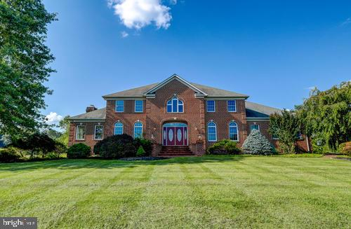 This ALL Brick 4 BR, 4.5 BA Colonial located in the heart of the HEREFORD ZONE Has So Much To Offer. Great neighborhood with no HOA. Have you always wanted to create your own horse farm? Here is your opportunity with this Private Home Located on 8.44 Acres. Previous inquiries; any Barn, Run-in Sheds, Or Equipment Sheds Must Be Located behind The Footprint Of The Home, buyer to confirm with Baltimore County. The large, lower level includes a bedroom and a large bathroom and has the space to create a nice in-law suite.