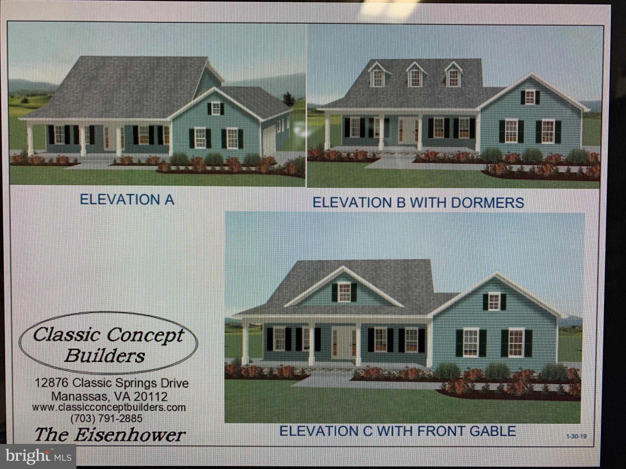 ***GREAT OPPORTUNITY TO BUILD WITH AWARD WINNING CLASSIC CONCEPT BUILDERS***THIS HOME CAN BE TOTALLY