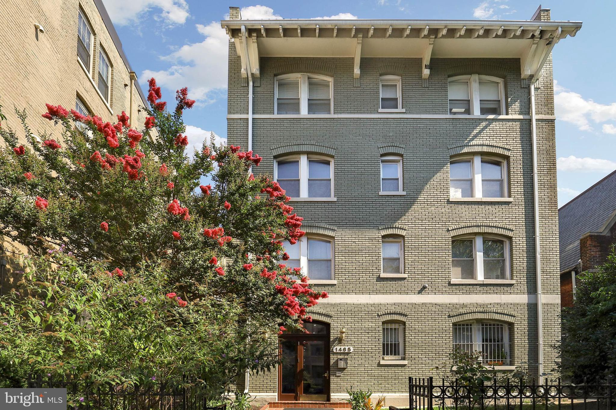 Welcome to this true 2 bedroom condo in the heart of Columbia Heights.  This unique unit boasts priv