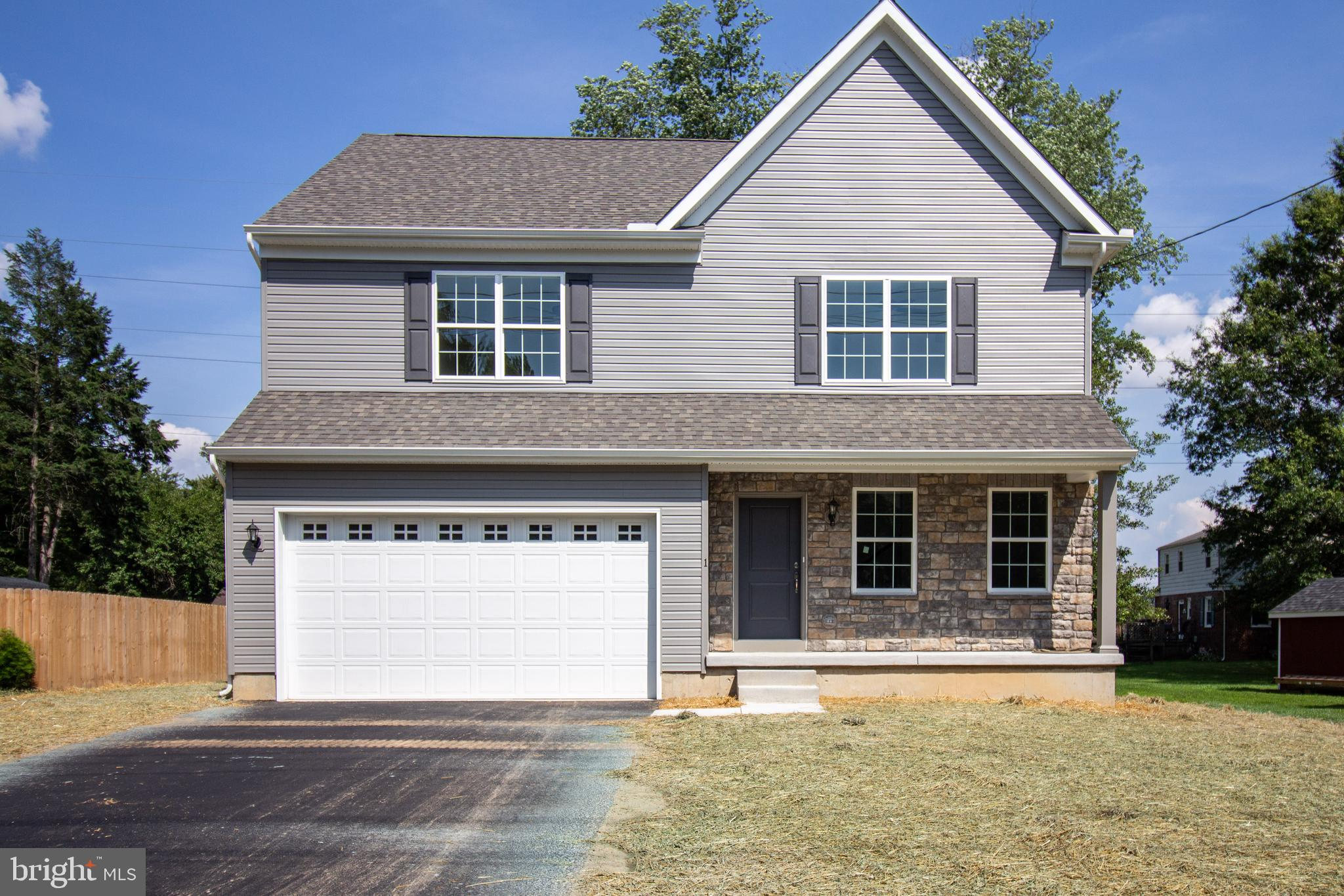 New Construction Quality Crafted by DC Custom Homes LLC. This 2 story, 4 bedroom, 2/1 bath colonial
