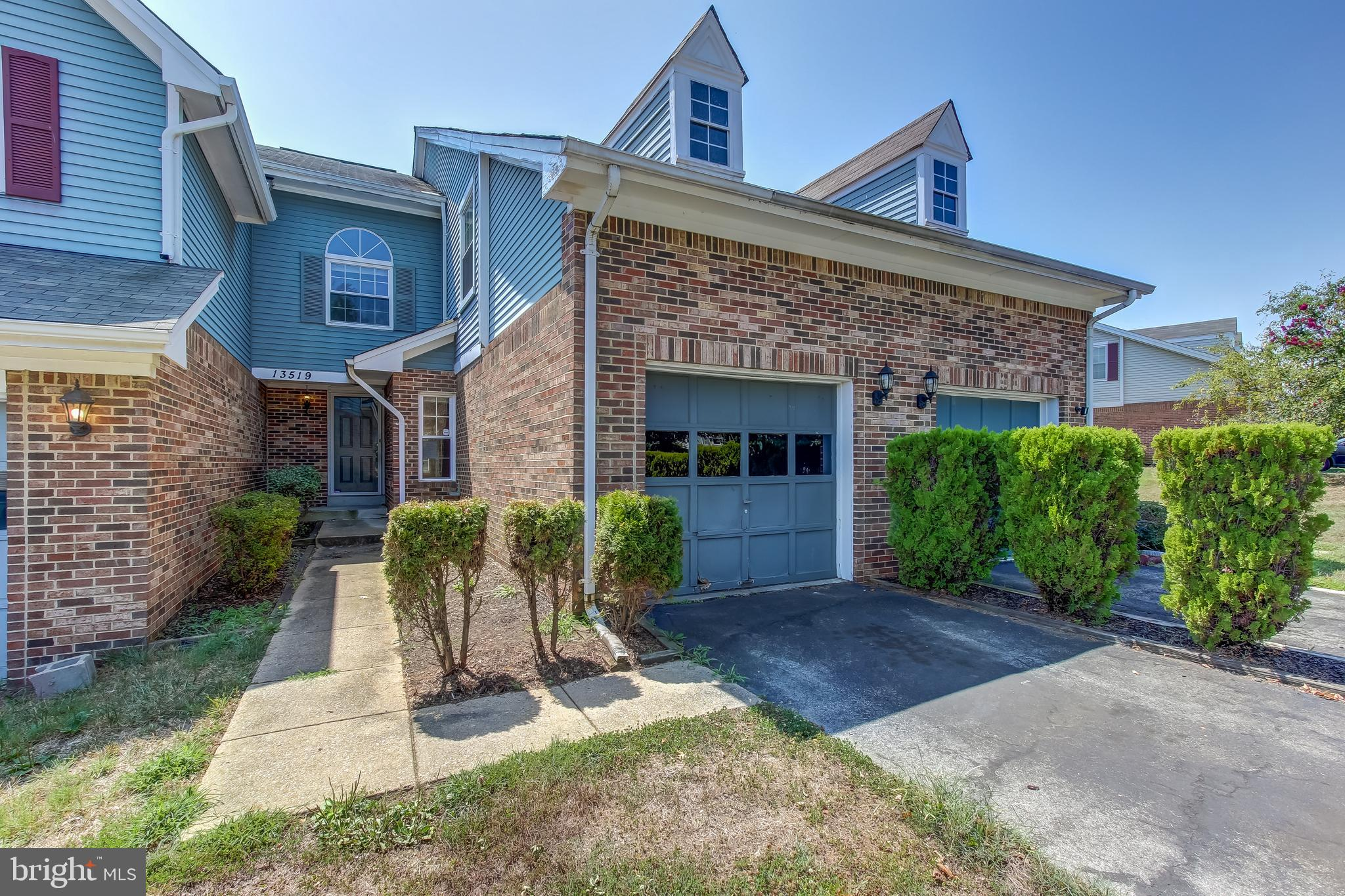 Wow! Tons of home for the money. This home has 3 bedrooms, 2 full and 1 half baths and has designer