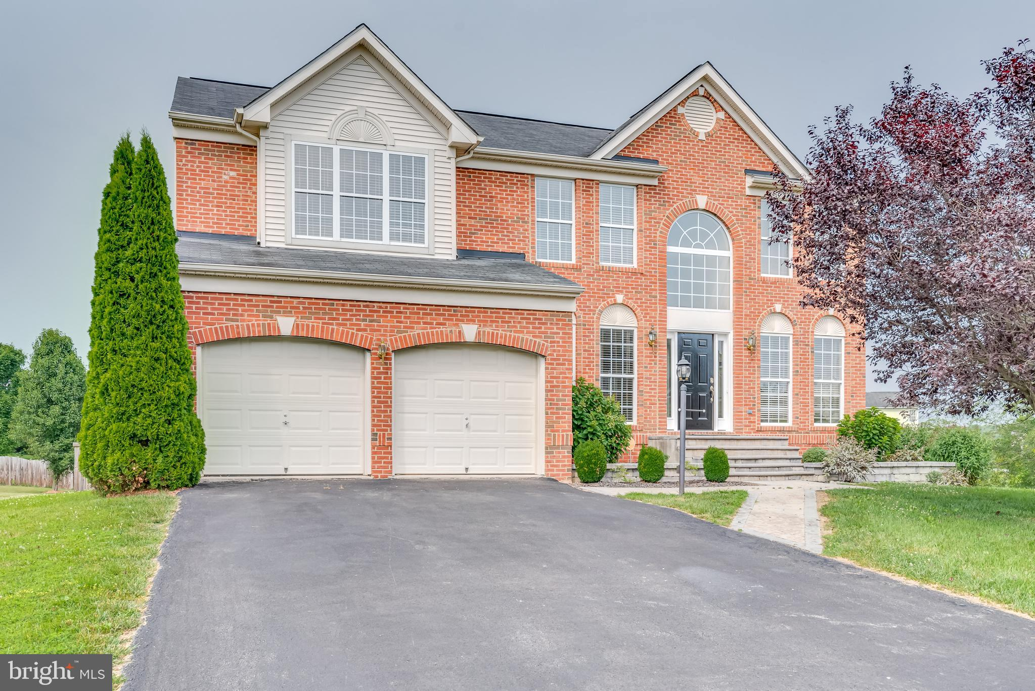 This 4 bedroom, 3 1/2 bath Colonial features tons of storage with walk in closets, a HUGE master bed