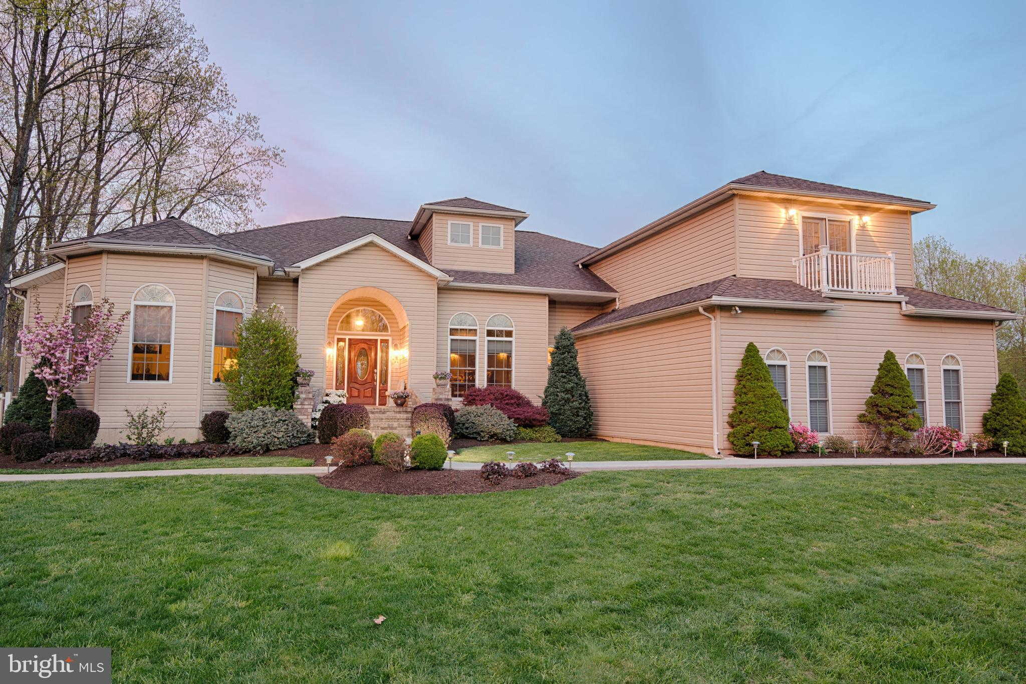 Spectacular Views Surround this Magnificent 6+ Bedroom/6.5 Bath 7500+ square ft Custom Home nestled