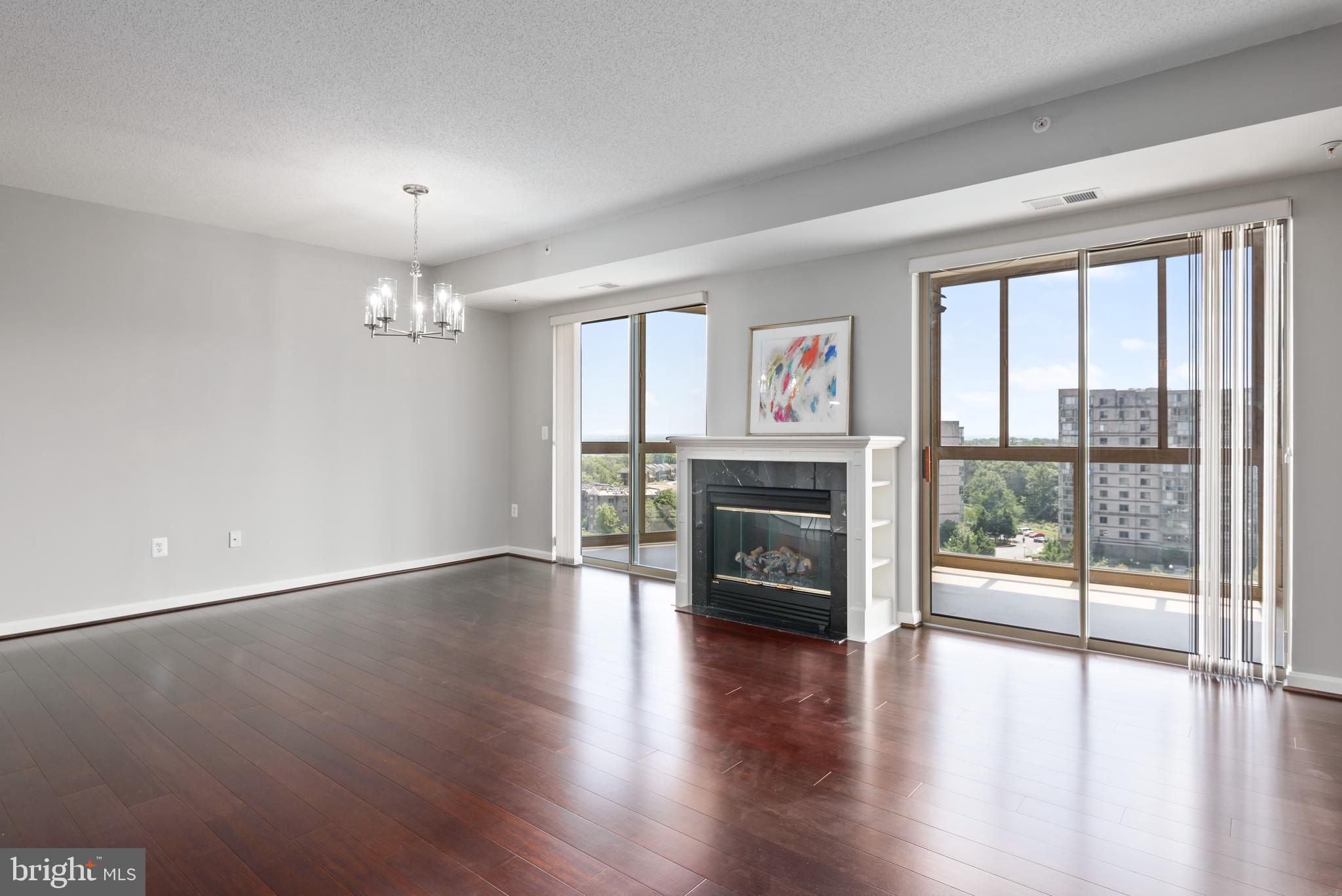 BRAND NEW updates in this gorgeous move-in ready 3 bed/2 bath condo in the Potomac Ridge building of