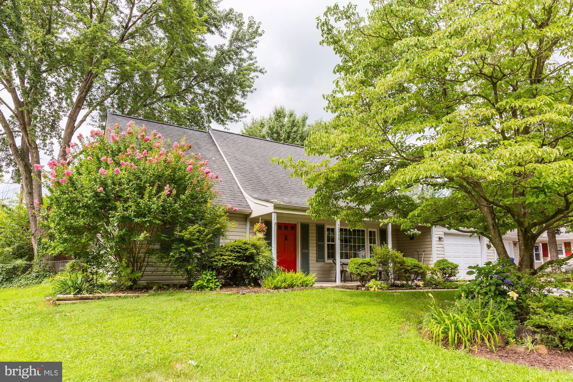 Inviting and Comfortable, this home with 2128 SF is one of the largest Cape Cods in the neighborhood