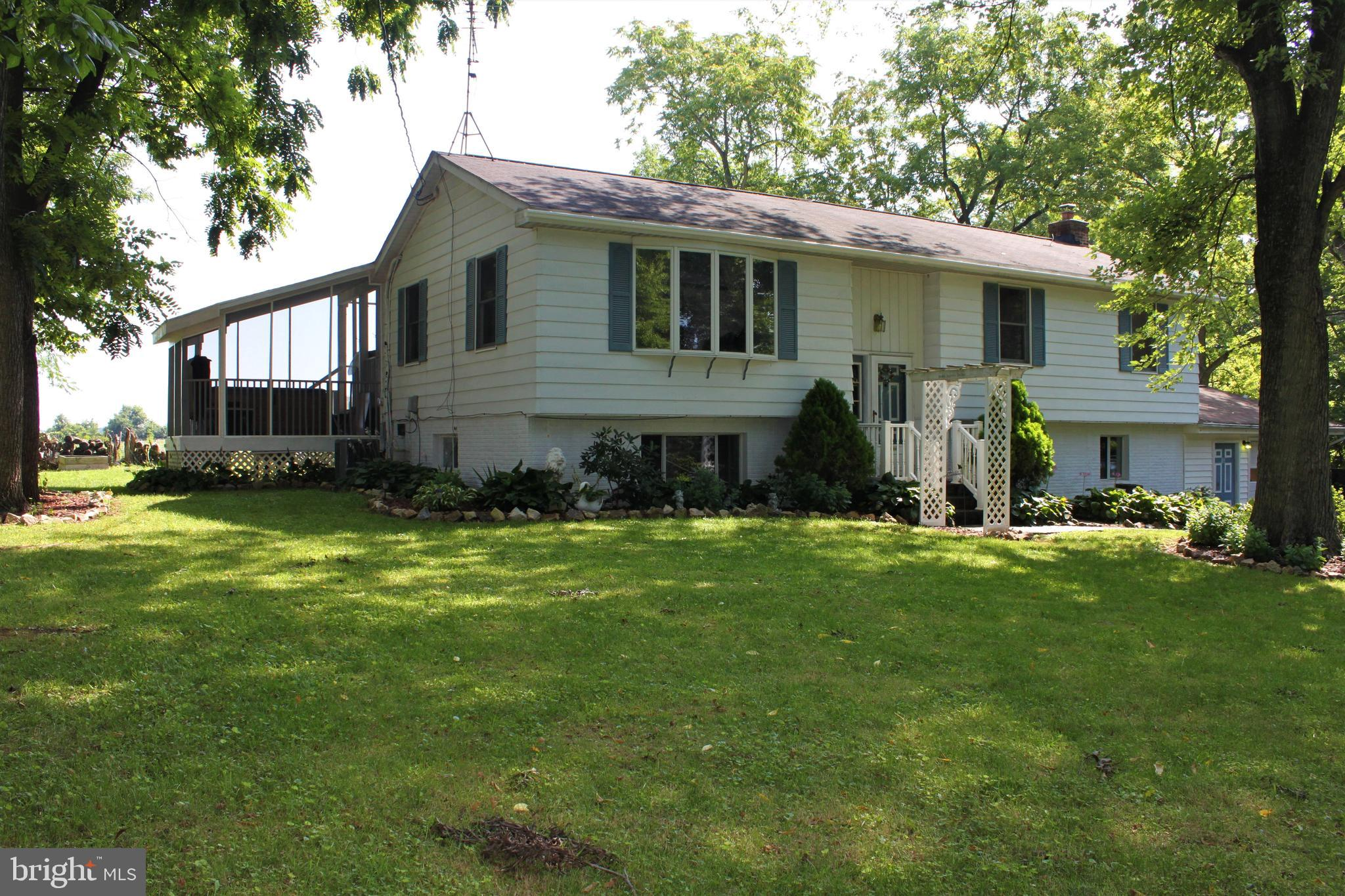 Country living, commuter friendly home sitting on 1.029 acres. Located off Route 7. This 4 bedroom,