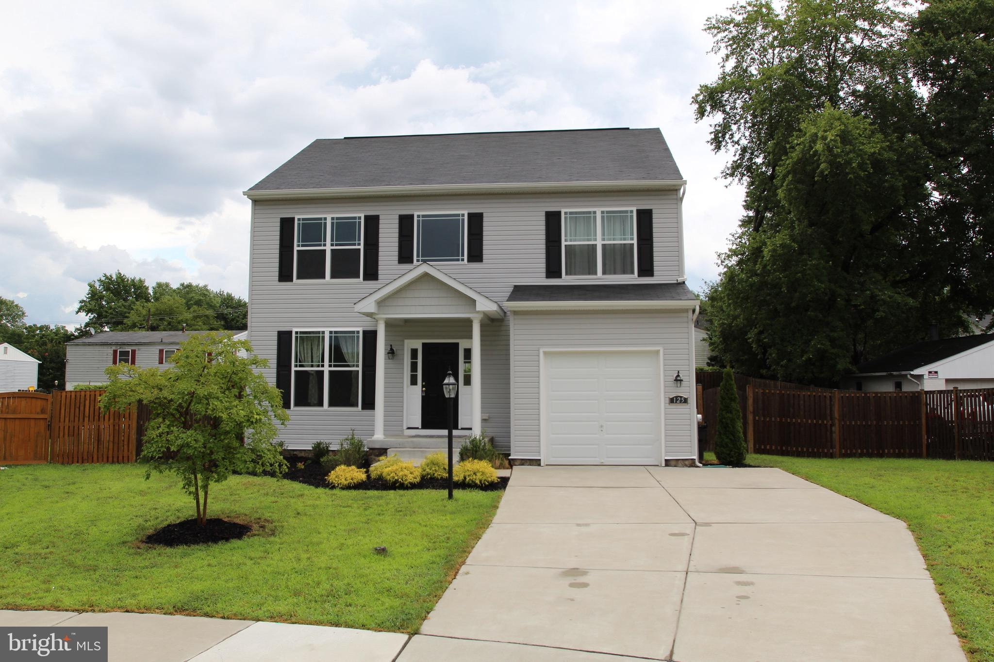 Beautifully renovated 4Bed, 2bath, and 2halfbath home. All new appliances with granite countertops, new deck, new touched up paint, and more! Come see for yourself!
