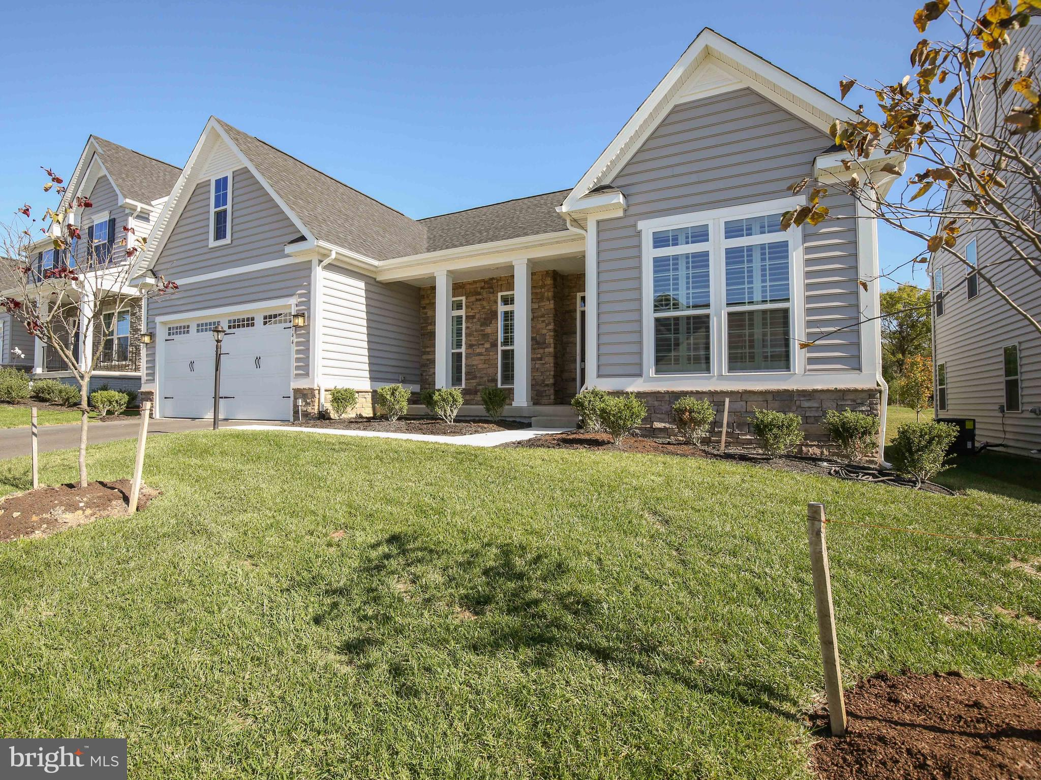 Pristine Home, Move-in ready with beautiful open floor plan punctuated by sparkling hardwood that re