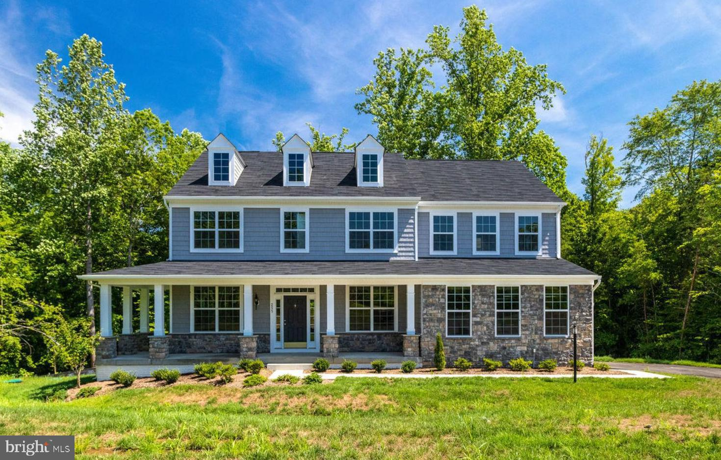 PHOTOS REPRESENTATIVE ONLY - CHARMING HOME WITH LARGE FRONT PORCH AND STONE FRONT.  MANY UPGRADES IN