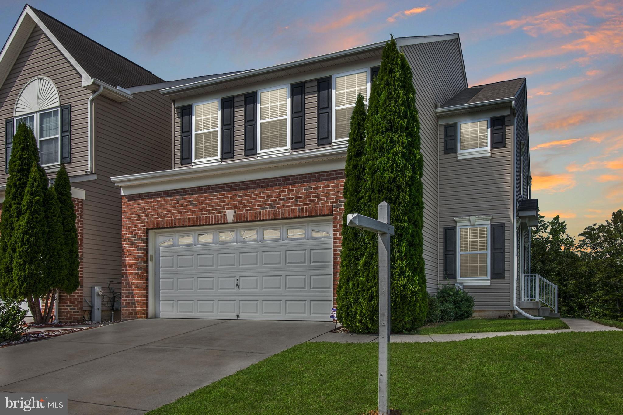 Modern, sleek and move in ready! This is a true 4 bedroom with a possible 5th bedroom in basement. M