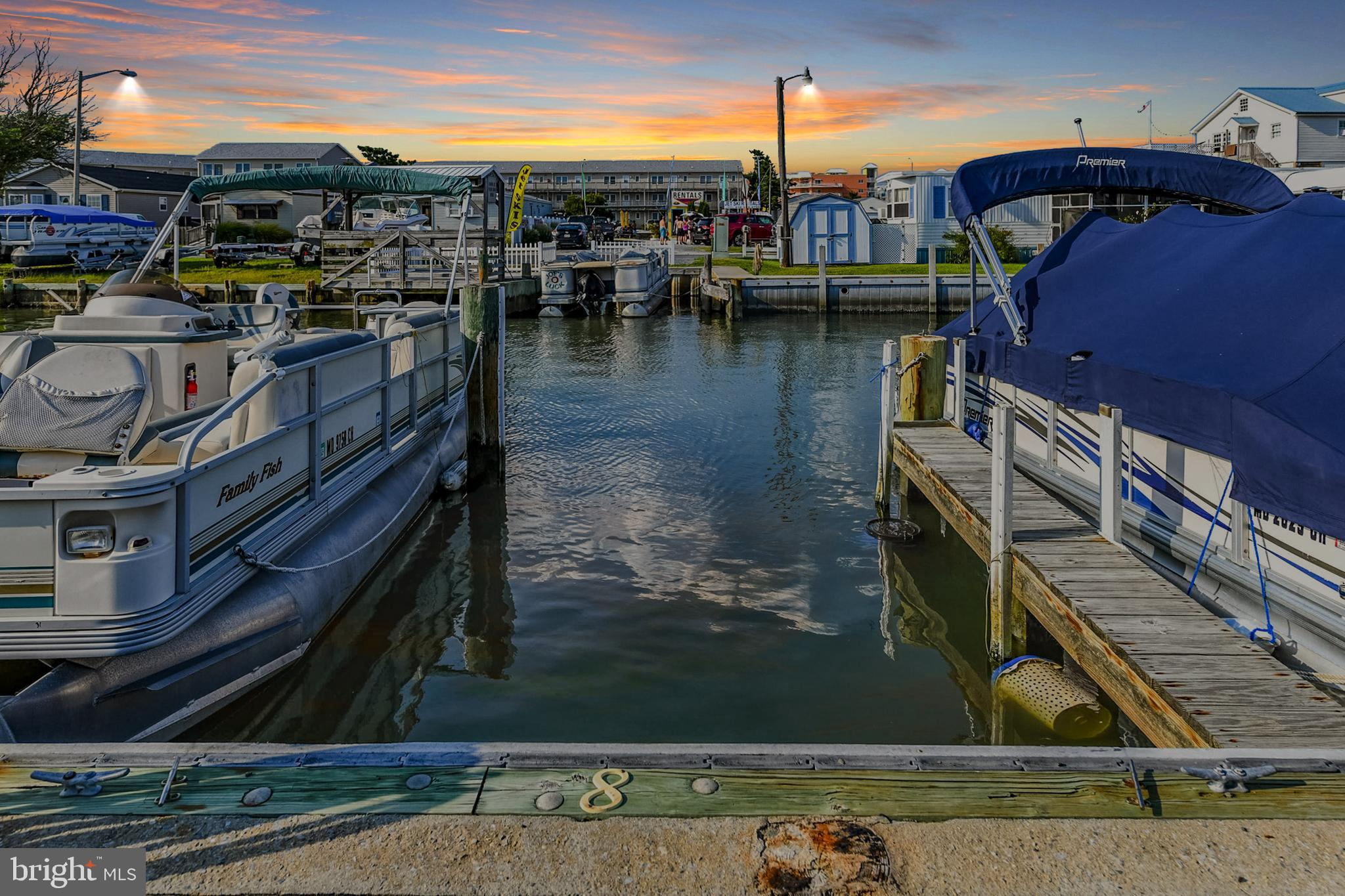 Boater's Delight! This light-filled, waterfront home is absolutely beautiful and ready for you! Enjo