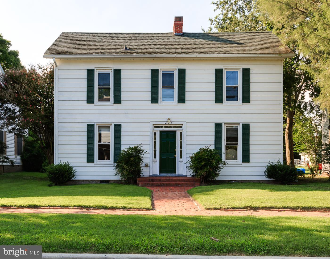 Originally built in 1900 and renovated in 2014 this house is ready for quick occupancy because all w