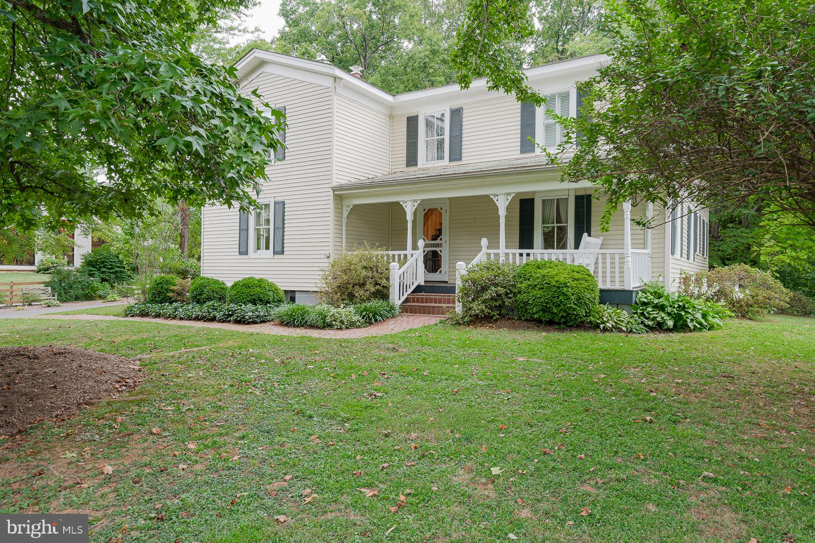 Welcome home! This gorgeous 5 bedroom/3 bath vintage colonial farmhouse situated on a beautiful 1.16