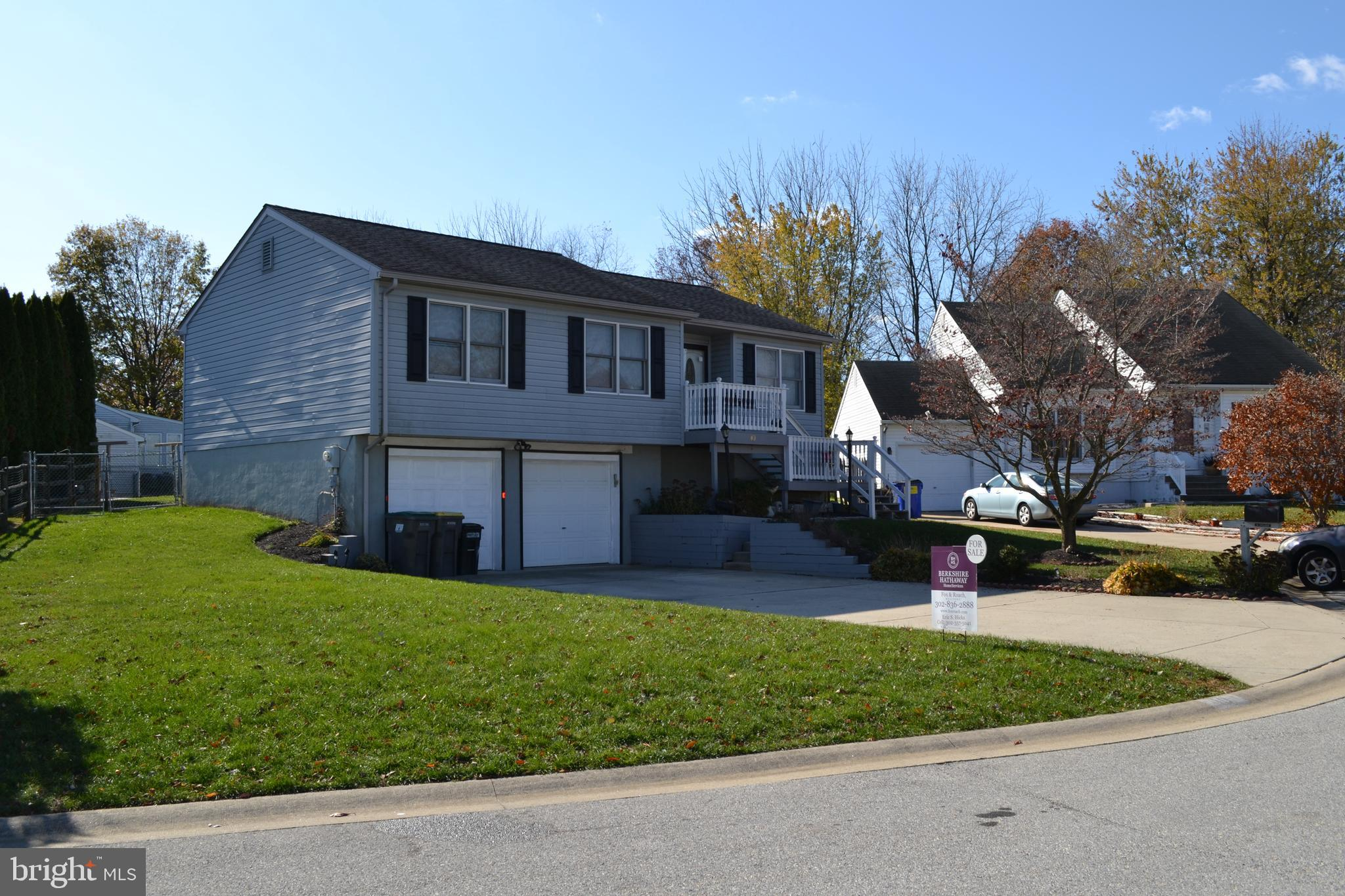 First Time Home Buyers Special! This property offers three bedrooms, two full baths, a finished base