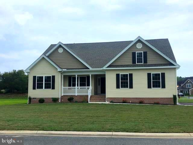 Beautiful new construction in the River Run Golf Course community just a short drive to the beach. C