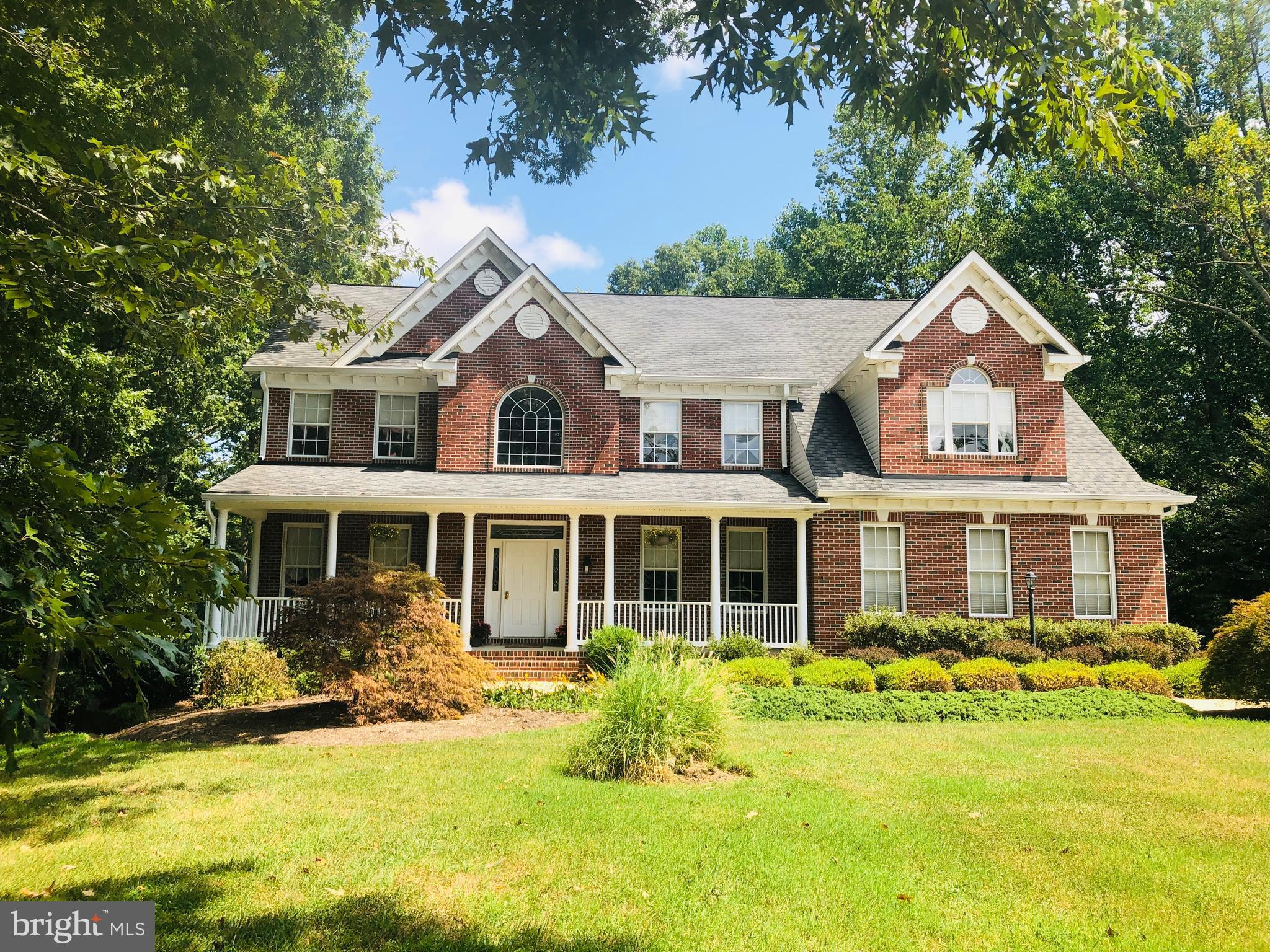"""""""The Crown Jewel of the Neighborhood!"""" This beautiful home sits on over 4 acres in a great northern"""