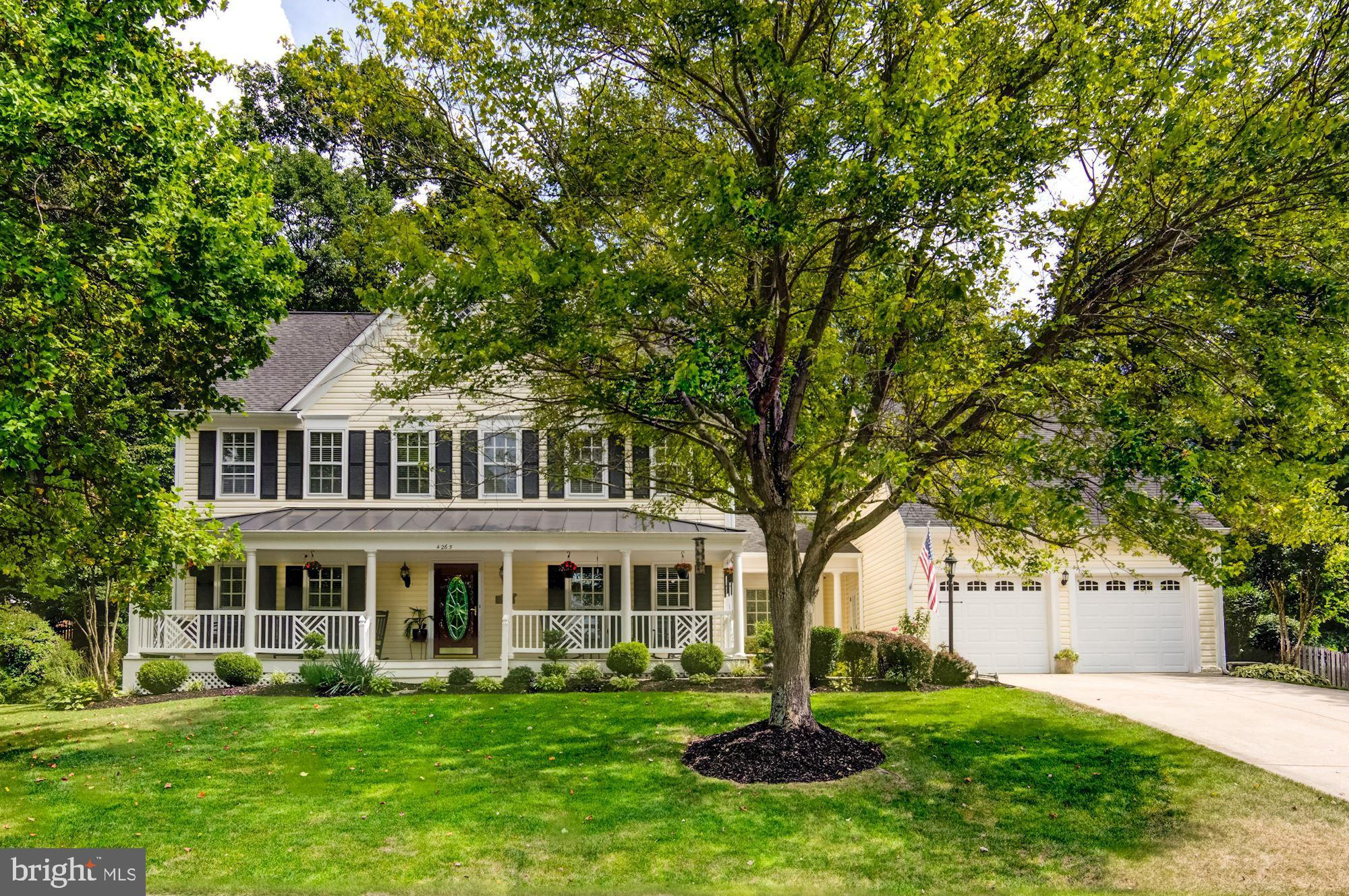 Welcome home to this immaculate colonial masterpiece with the highest end finishes. This beautiful h