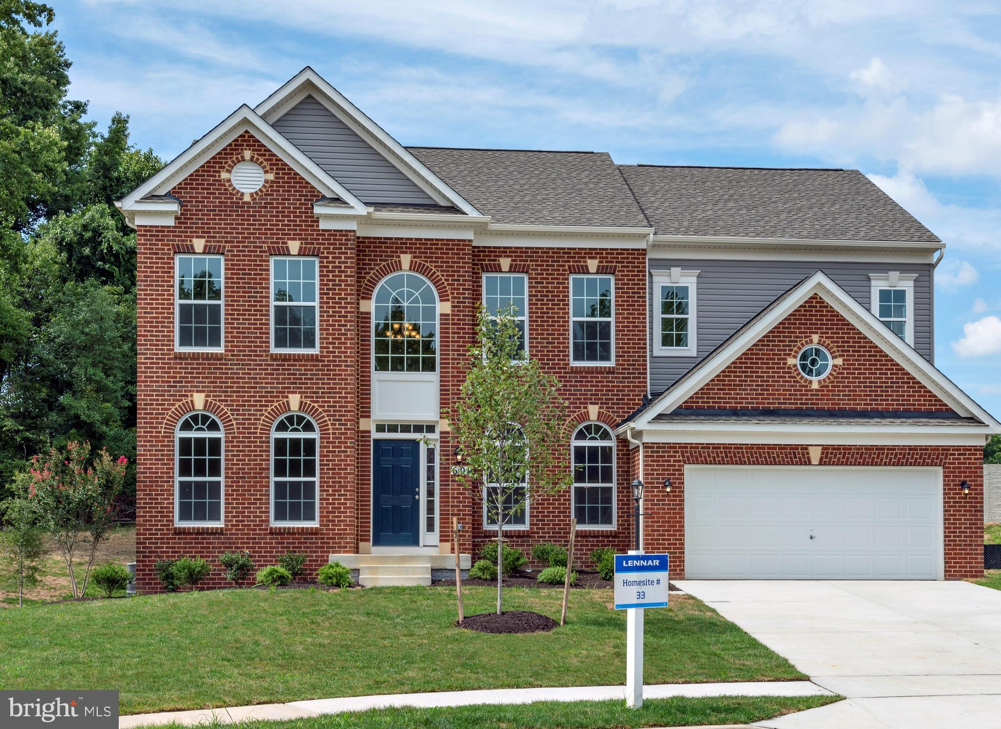 This Dawson home offers five bedrooms, four-and-a-half bathrooms and a two-car garage. With a stunni