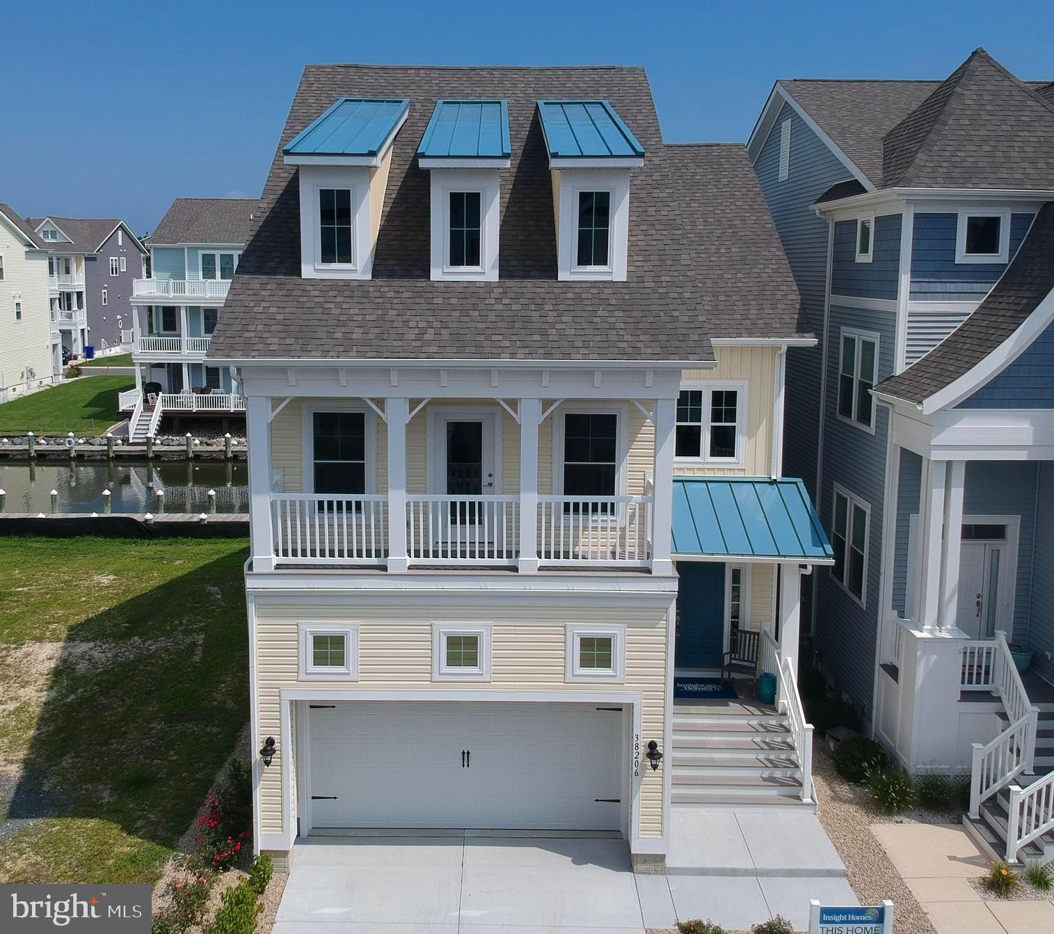 Welcome to Sunset Harbour! Ocean View Delaware's most sought after waterfront luxury community locat