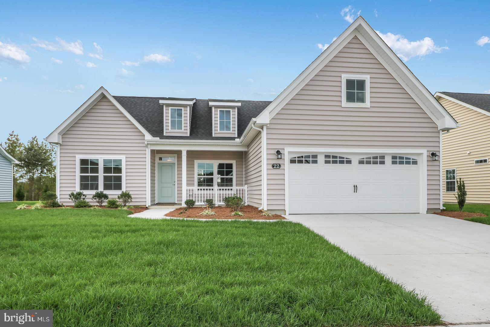 Welcome to The Village of Cinderberry, Georgetown, DE's premier active adult community now offering