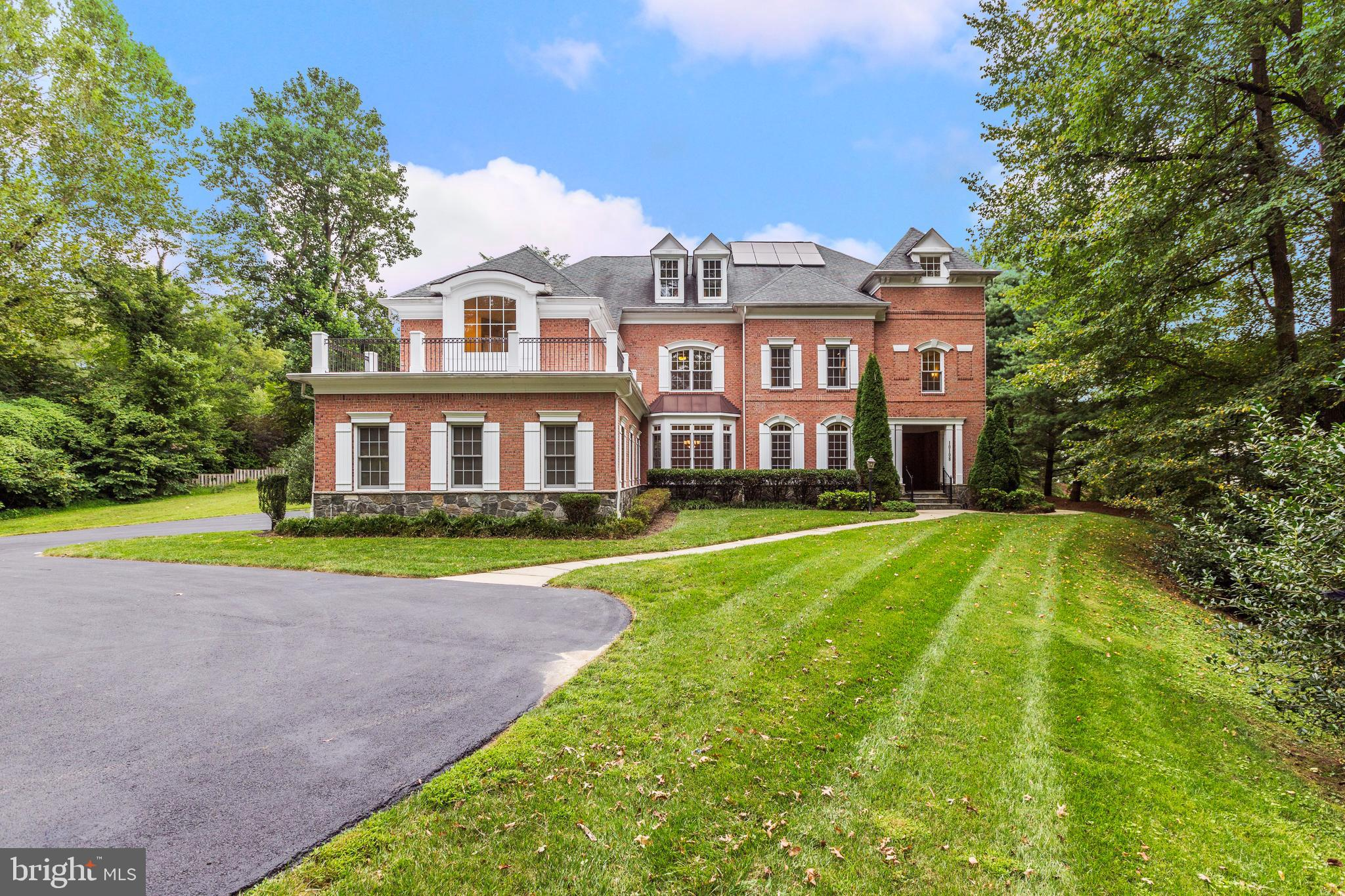 Absolutely stunning custom-built home is ready to fill with memories! Spacious formals and private s