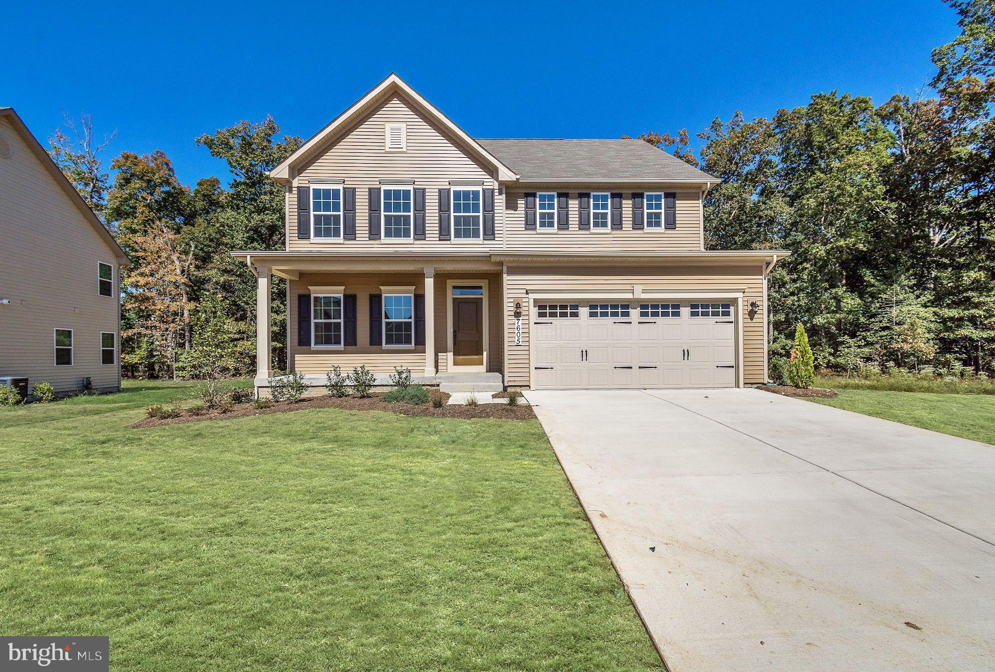 LEHIGH SPEC FOR OCTOBER DELIVERY IN THE POPULAR FIELDSIDE AT ST. CHARLES.  5 BEDROOMS; 5.5 BATHS; 2