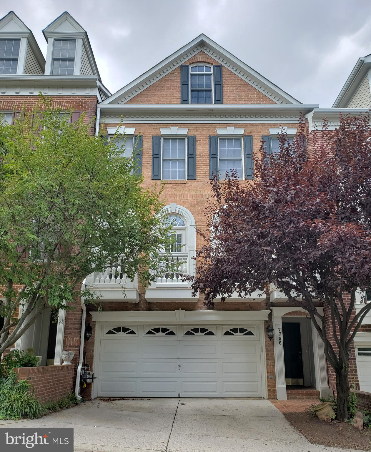 HUGE PRICE IMPROVEMENT!!! DON'T MISS OUT ON THIS FABULOUS DEAL! Subject to third party approval! Needs some work! Stunning Luxury all brick townhome in exclusive gated community, in the heart of McLean! This gorgeous home boasts 9' ceilings, dramatic circular staircase, Princess balconies, backyard patio, hardwood floors in basement, family room, dining room, and living room. Gourmet kitchen with top line appliances, 2 story Master suite with luxurious spa bath and sitting area. Close to 495, Tysons, 66 and Toll Road. A Commuter's Dream!