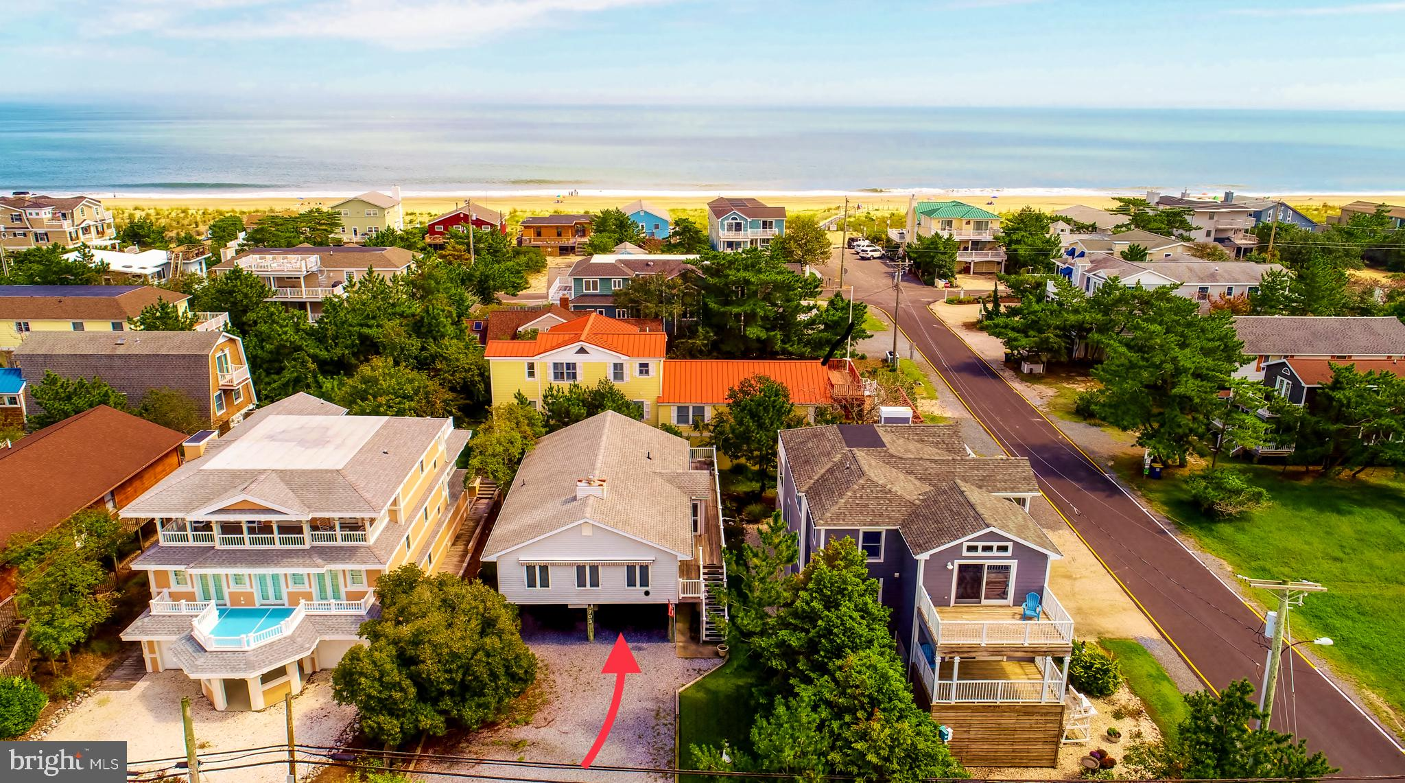 Welcome to one of Delaware~s most finest Beaches, Fenwick Island.  Featuring three bedroom two full