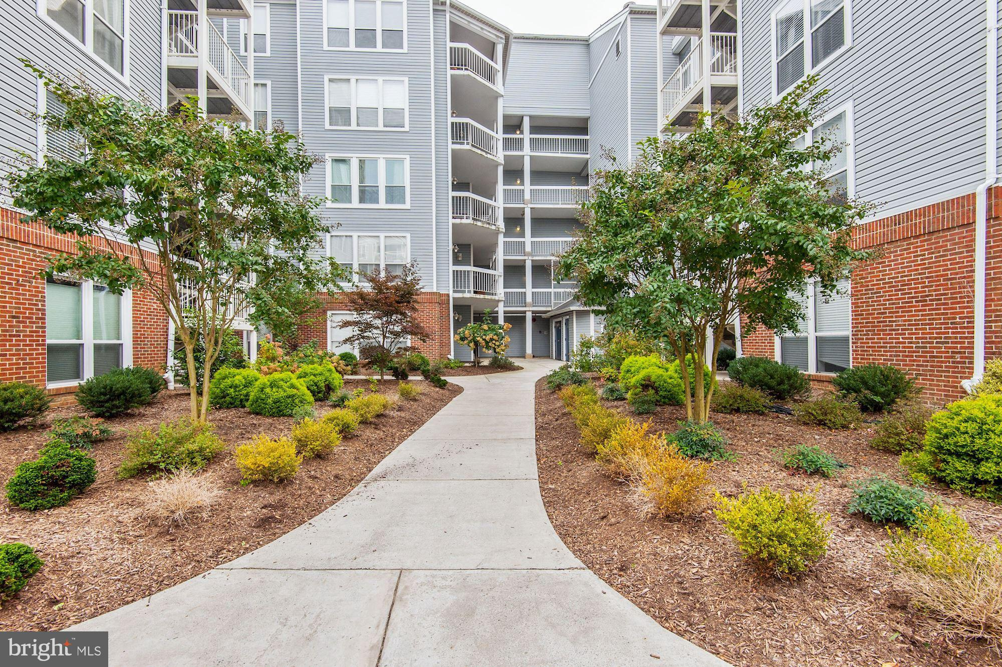 A DOUBLE WOW Fully Renovated Move-in-Ready 2 Bedroom, 2 Bath Top Floor End Unit Condo in Oakton with