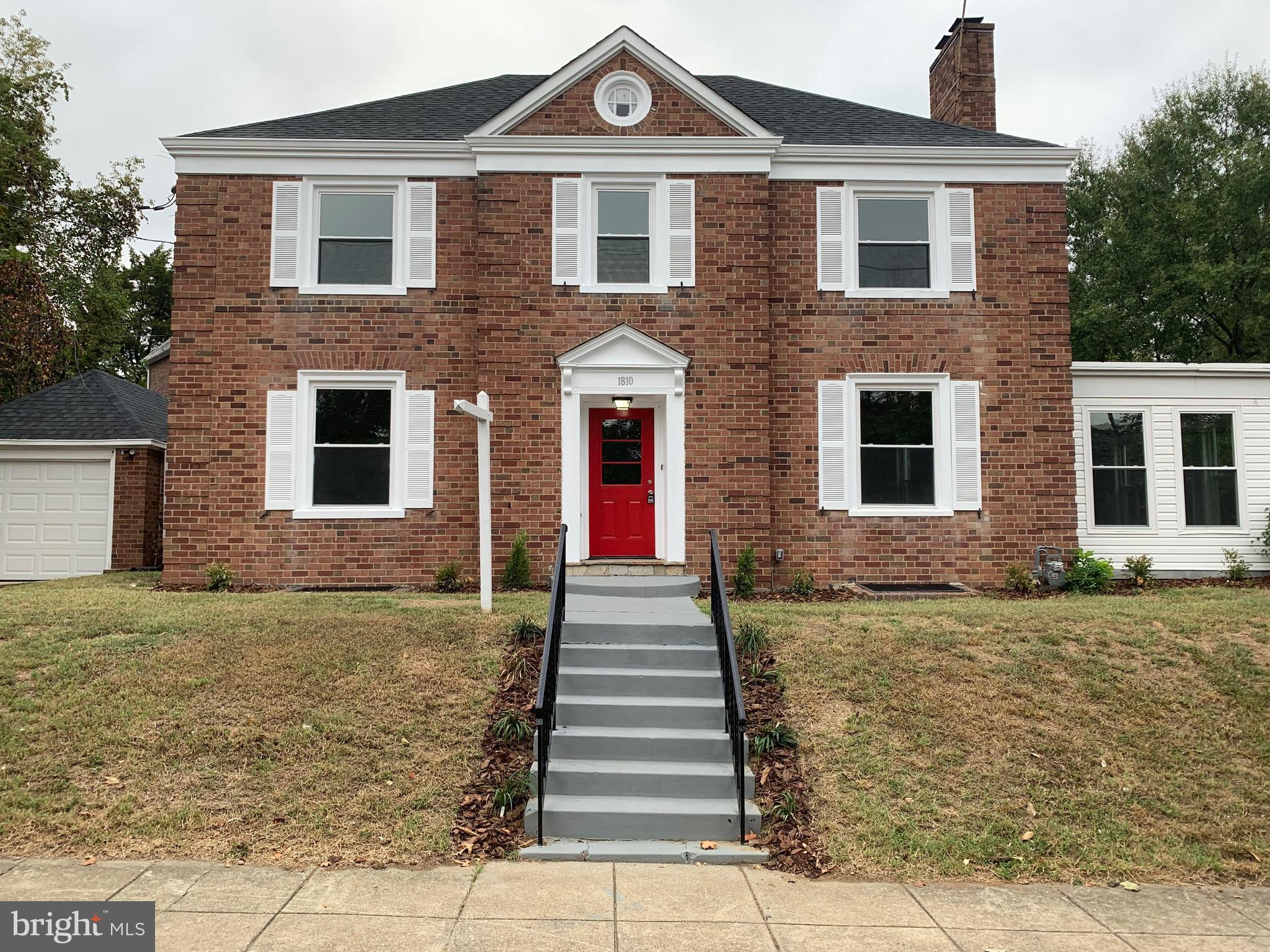 Enjoy this bright, fully-renovated, 7-bedroom, 4-bathroom detached home in the sought-after Woodridge neighborhood. The kitchen boasts new shaker style cabinets, granite countertops, stainless steel appliances and a custom-crafted kitchen island with seating that allows you to cook and entertain guests at the same time.  Entertain family and friends on a first floor that nicely transitions between the kitchen, dining and living rooms to a sunroom that allow you to absorb the sun rising each morning in the east.  Family options is where this house really shines.  The large and spacious bedrooms include 2 master suites.  One is on the main floor and second one is on the second level.  The bedrooms have large, spacious closets, a rare find in DC. All new HVAC, plumbing and electrical throughout the home.  Additional options include rough-in plumbing and electrical wiring for a basement kitchenette and rough-in plumbing for a stackable washer and dryer on the 2nd floor in the event you want to earn rental income with a two-bedroom basement.  Call CSS to schedule showings starting Saturday, October 5th. Please direct all questions to Edivia Henderson at (301) 312-2733.