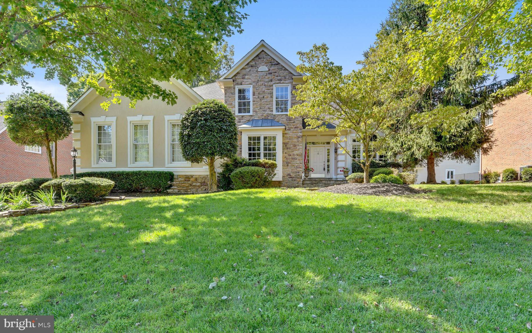 Absolutely Beautiful Colonial in Sought After Lake Manassas, Move In Ready! A Gated Golf Course Community. Incredible Floor Plan Featuring A Main Level Master Suite. Gleaming Hardwood Floors Throughout The Main Level. Updated Gourmet Kitchen With Stainless Appliances, Center Island and Cabinets Galore. Breakfast Nook. Family Room With Double Sided Gas Fireplace. Formal Dining Room With Crown Molding. Study With French Doors and Double Sided Gas Fireplace. The Upper Level Features 4 Great Size Bedrooms and 2 Full Baths. The Walk Up Basement Includes a Large Rec Room, Full Bath, Laundry Room, Media Room and A Beautiful Custom Professional Office With A Walk Up. Breathtaking Screened in Porch Perfect For 3 Seasons and Deck Overlooking Trees and Golf Course with A Built In Natural Gas BBQ Grill. Newer Roof and HVAC. Walking Distance To Restaurants and Shops. Come Stay Awhile.. Fall In Love and Make An Offer.