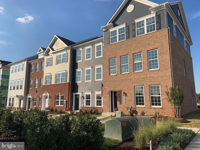 Now open and available for IMMEDIATE move in! Brand new 2,135 sqft. 2-car garage townhome with 3 bed