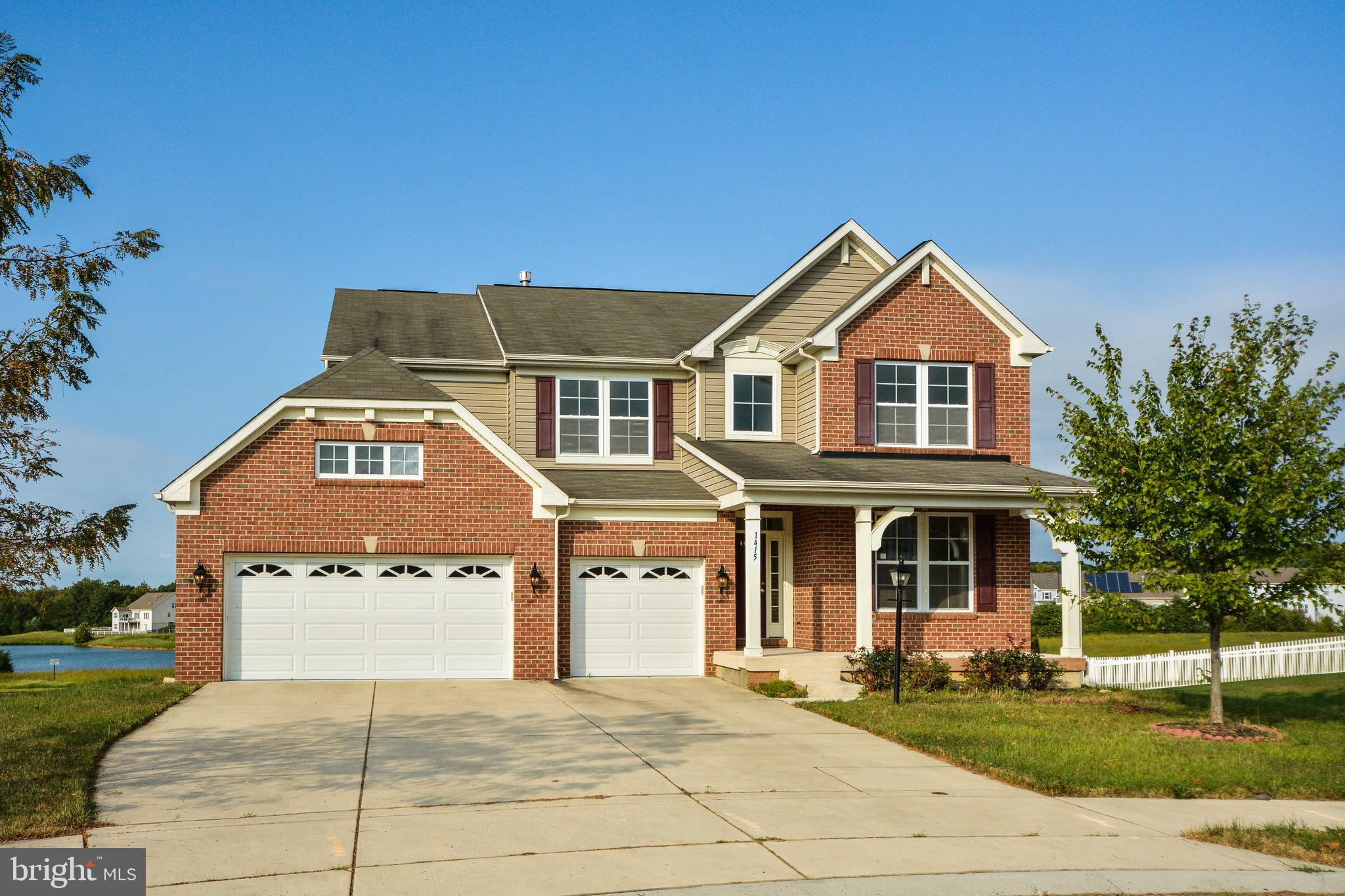 Beechtree Estates - Great home now available. The spacious colonial features 6 bedrooms, 3.5 baths,