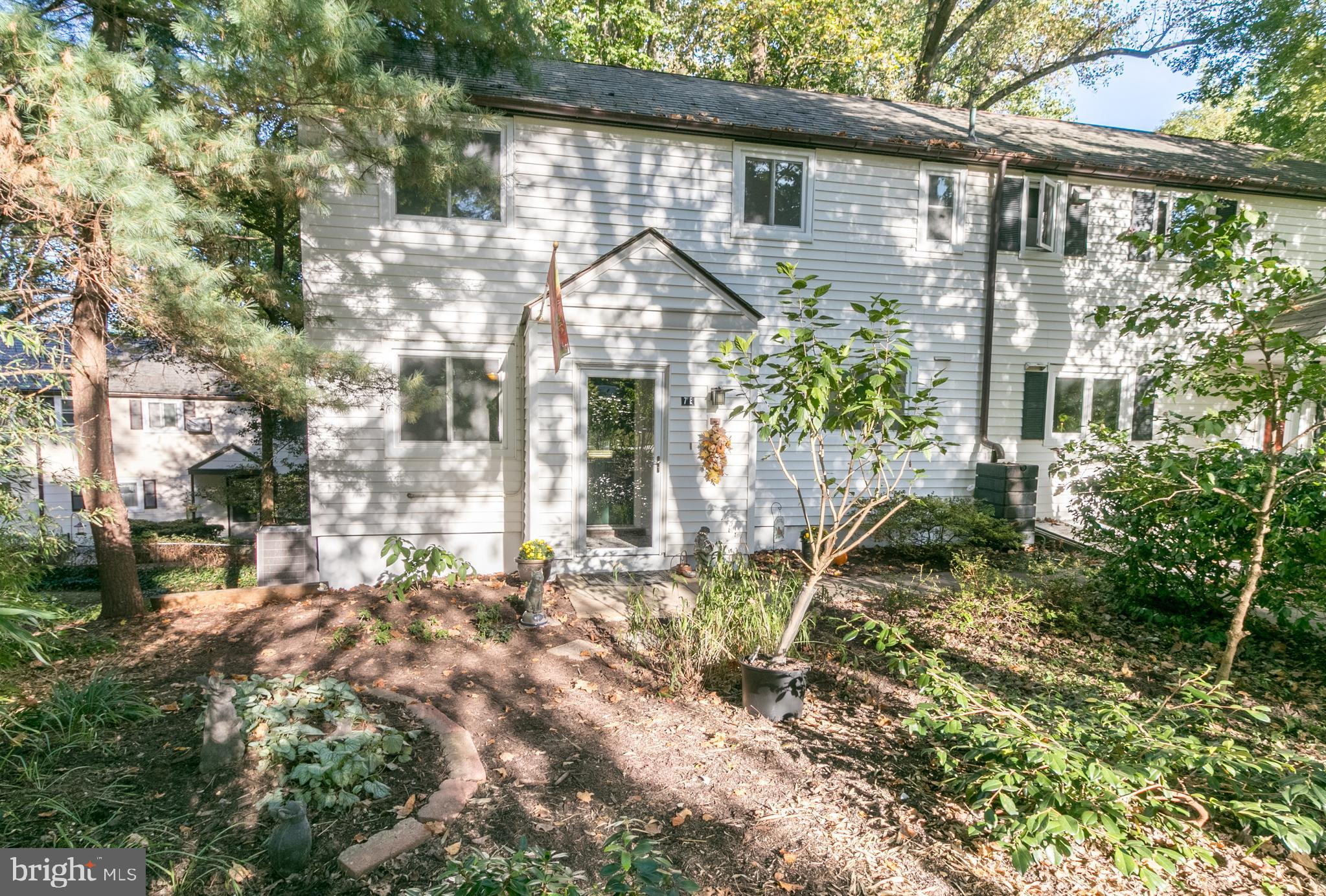 Rare opportunity to own a three story GHI so close to the center of town! This renovated duplex has