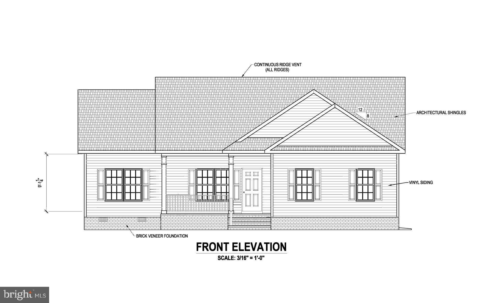 Brand new home - to be built in the community of Belle Ayre! Quality construction, this house featur