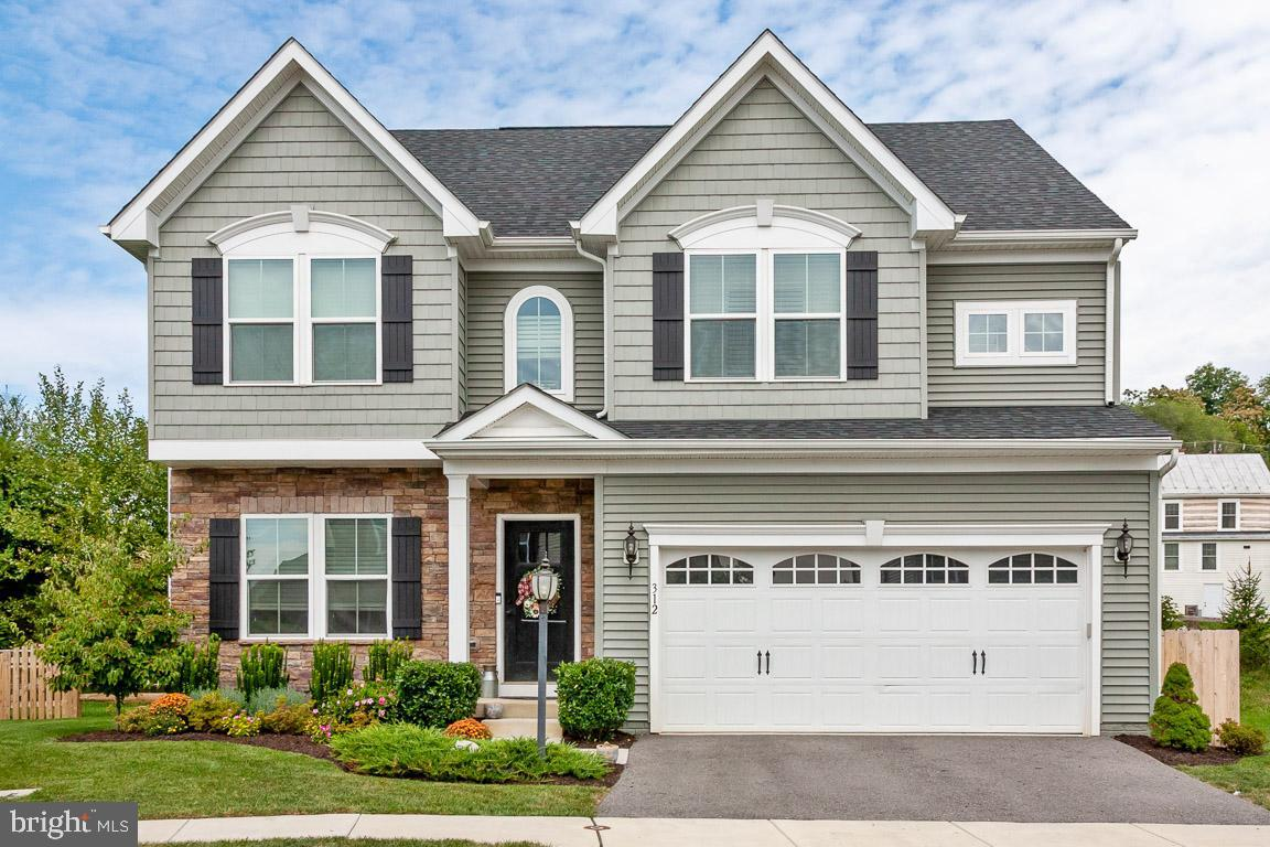 Largest version of the Venice Model in Sycamore Run!  This home has ALL of the upgrades!  Hardwood Floors, SS Appliances, Finished Basement, Upgraded Laundry, Large Deck for Entertaining, Fenced in Backyard.  Walking distance to park, Farmer's Market, library, Main St. shops, restaurants and fitness center.  Boonsboro Schools! This is a MUST SEE HOME!