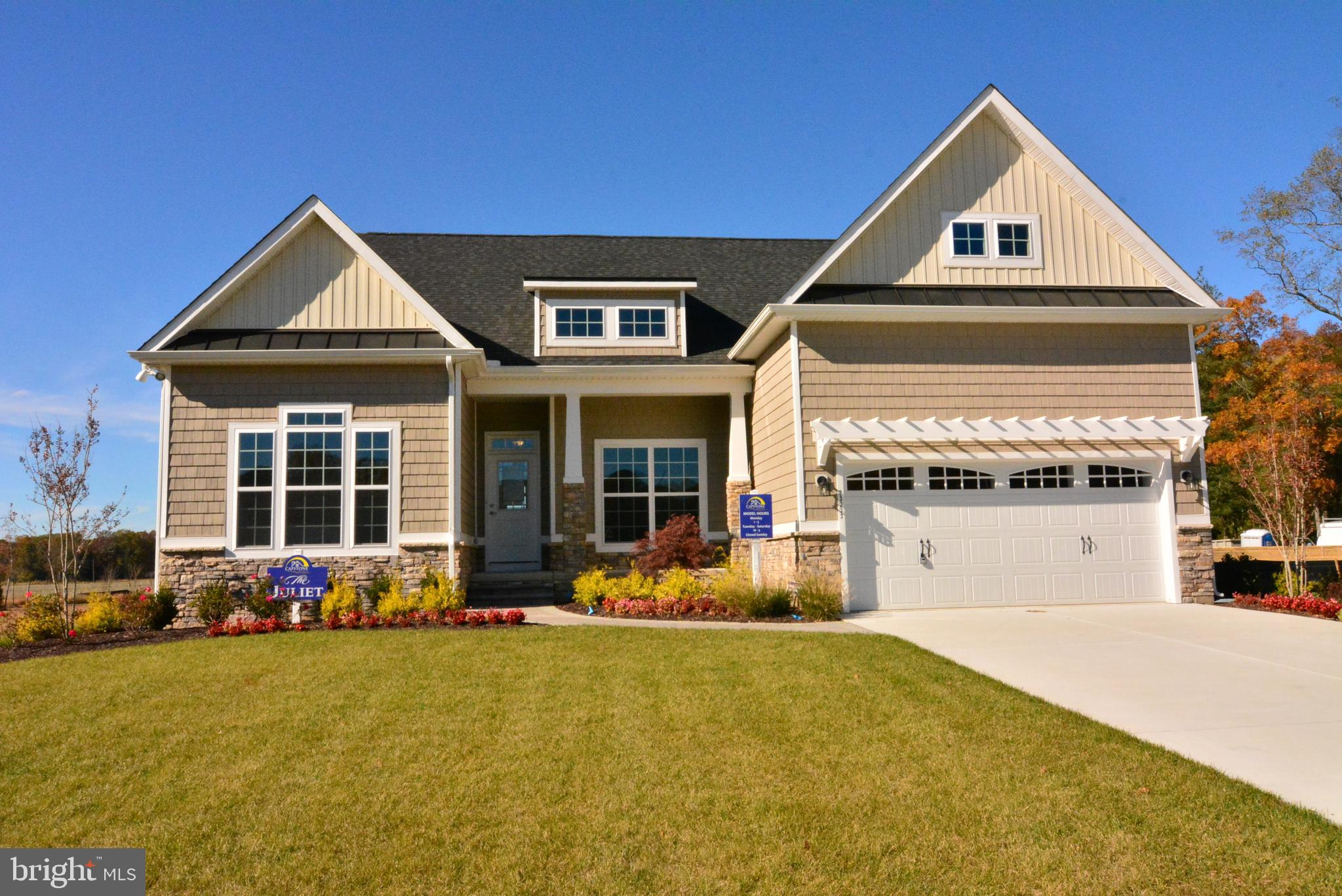 Welcome to Greenbank Estates, a community filled with 3/4 acre homesites in the Cape Henlopen School