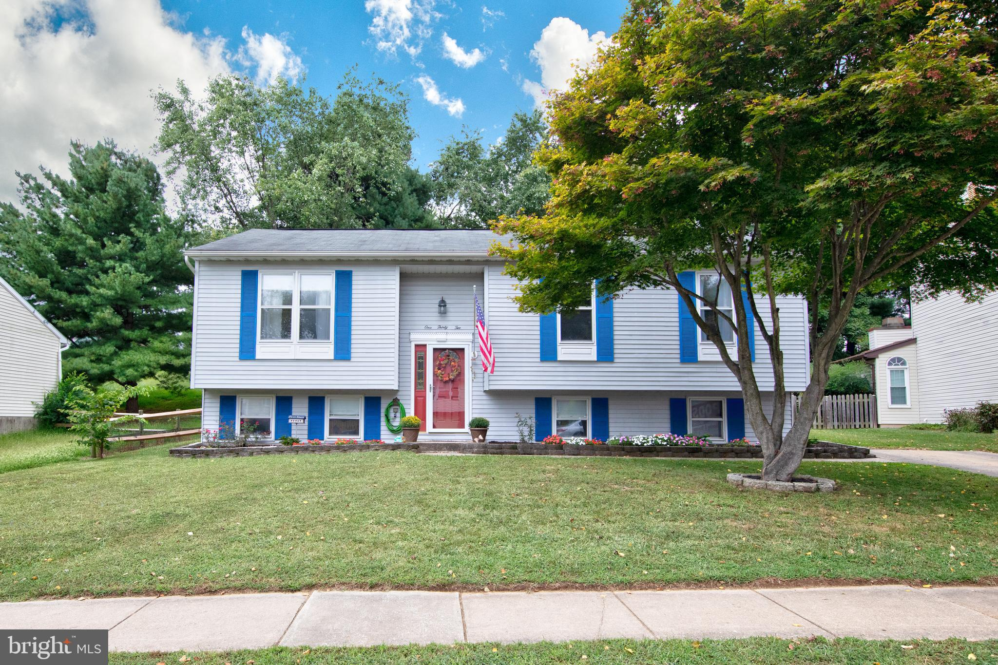 Beautifully renovated home with so many wow features! Open floor plan offering great space to entert