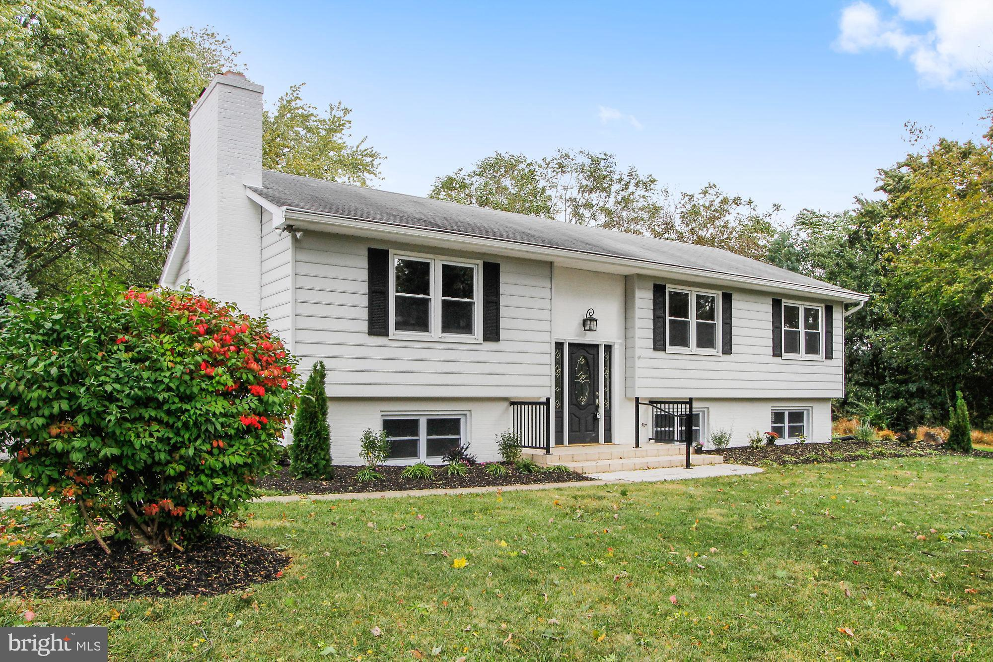 Renovated single family home in Carroll County with the most desirable open concept floor plan. The