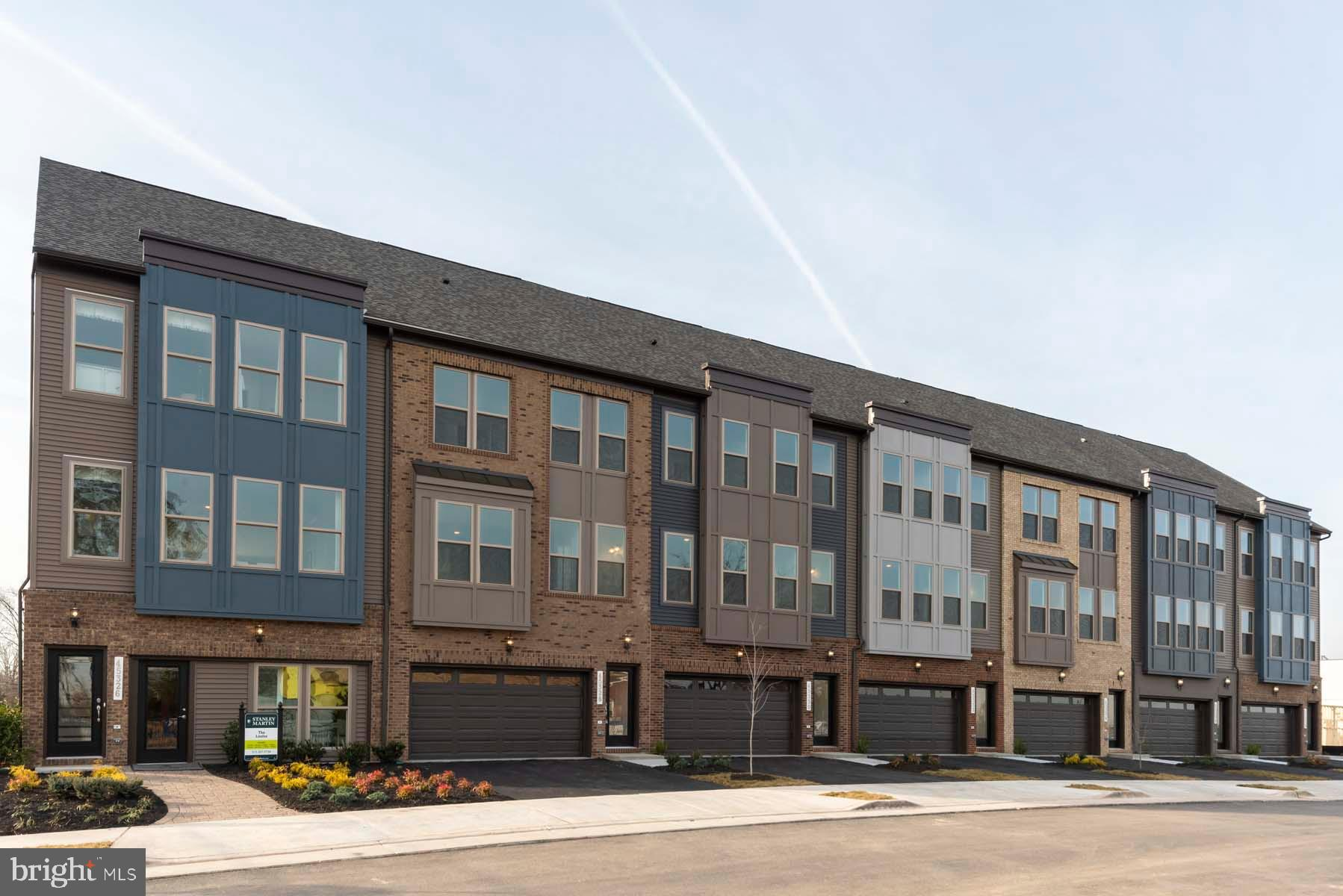 BRAND NEW HOMES! Location, location, location! Everything you could want or need is near by at Domin