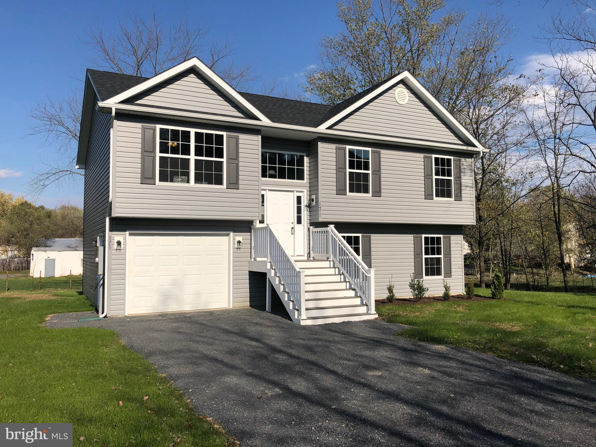 Brand New Split Foyer Home conveniently located East of Winchester off Senseny Road.  4 bedrooms and
