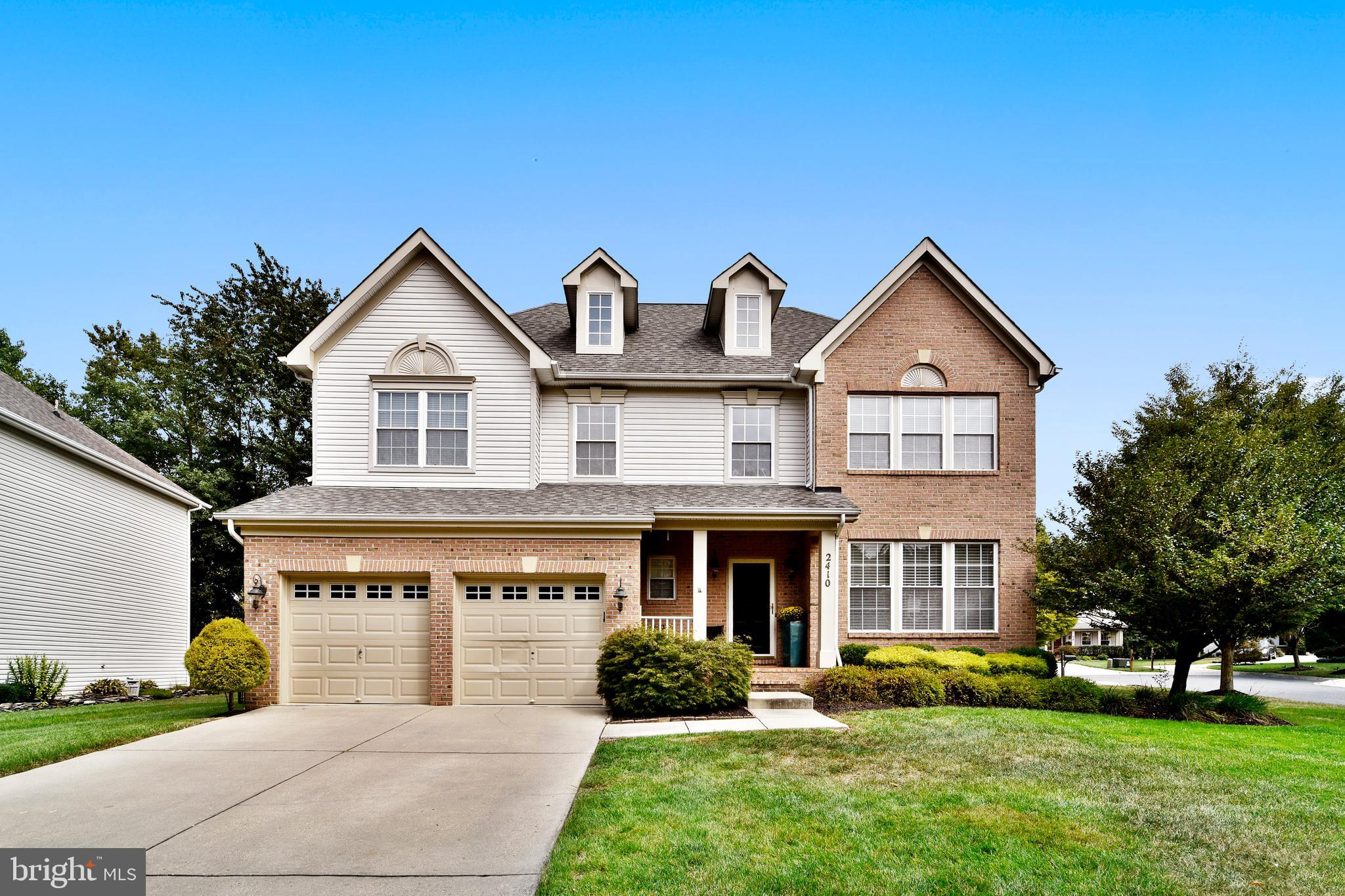 Hurry to this gorgeous home backing to a picturesque pond!  So much to offer including: 2 car garage