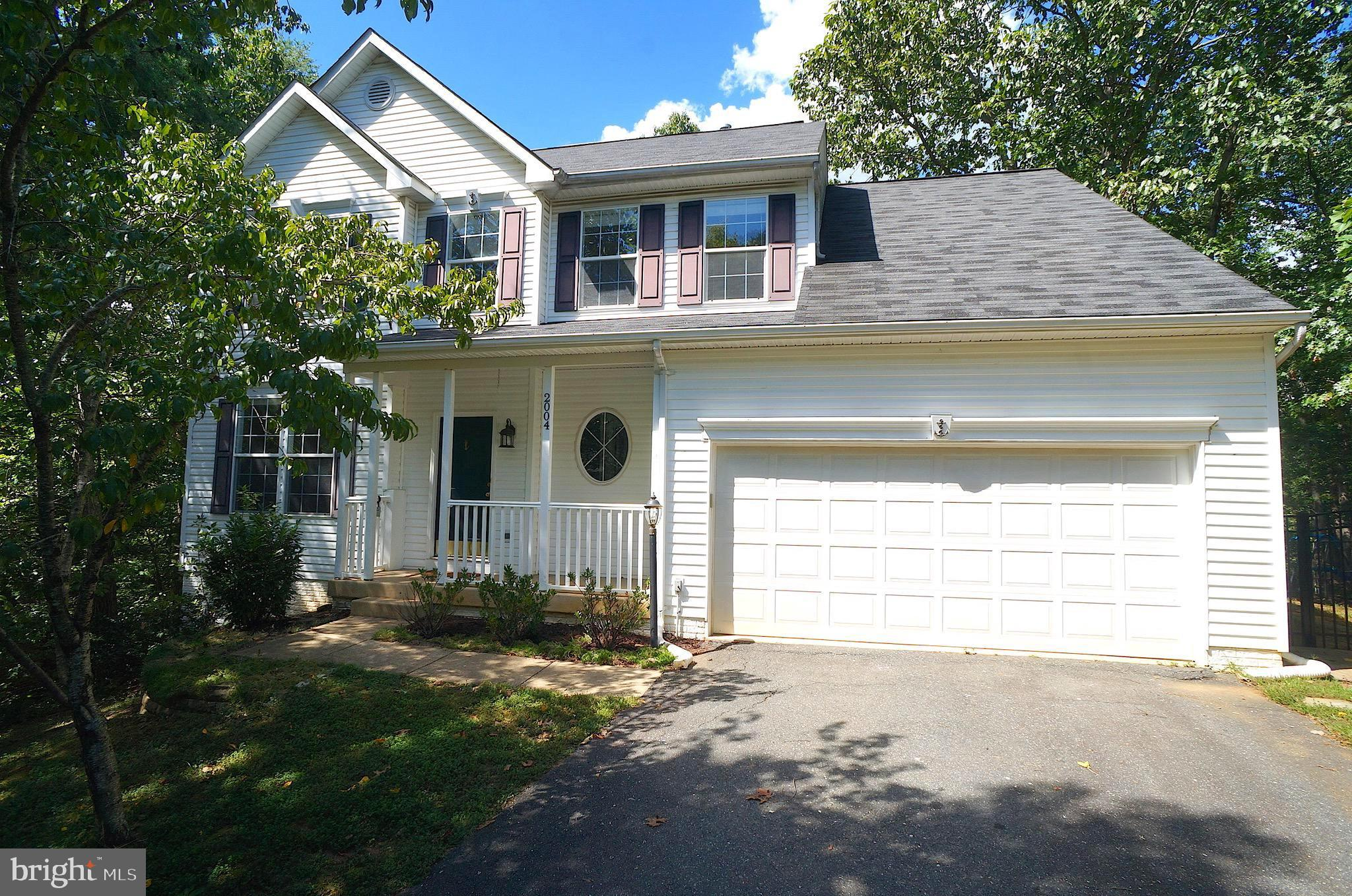 Beautiful, 2002 Built 4BR Colonial with 3 Finished Levels has been Prepped for the Market and is Mov