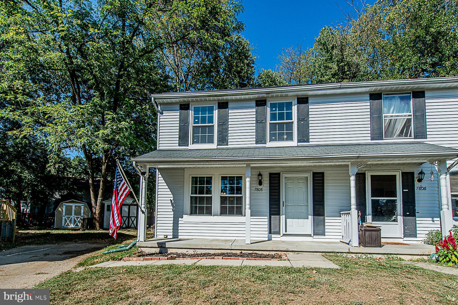 Excellent Howard County value! This updated home sits on a private lot backing to trees, convenientl