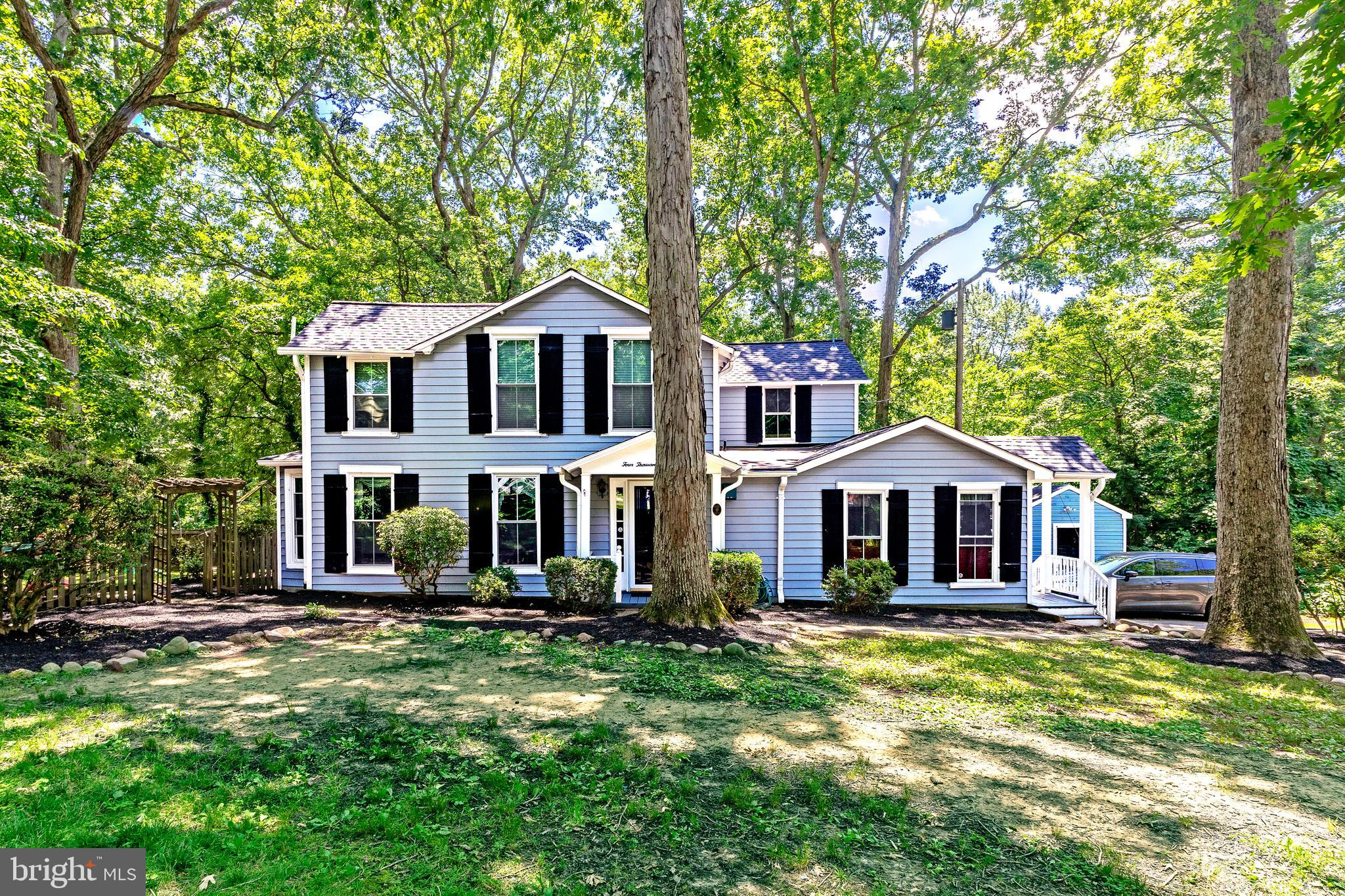 Truly One of a Kind ~ Fully Renovated ~ Turn of the Century Victorian Colonial w/ Lots of Vintage Ch